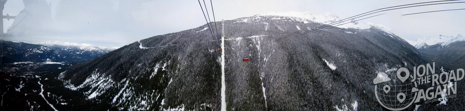 Peak 2 Peak Panorama