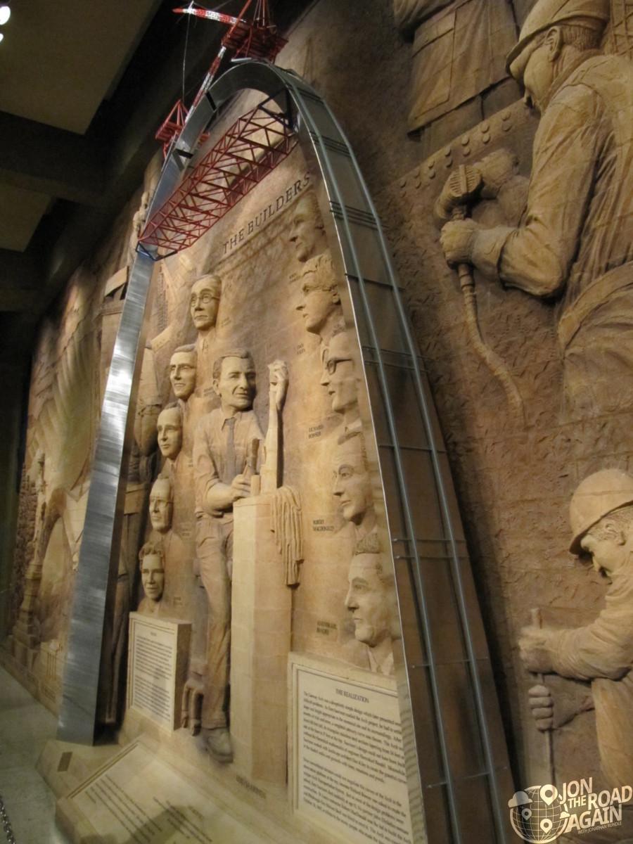 St Louis Arch Museum