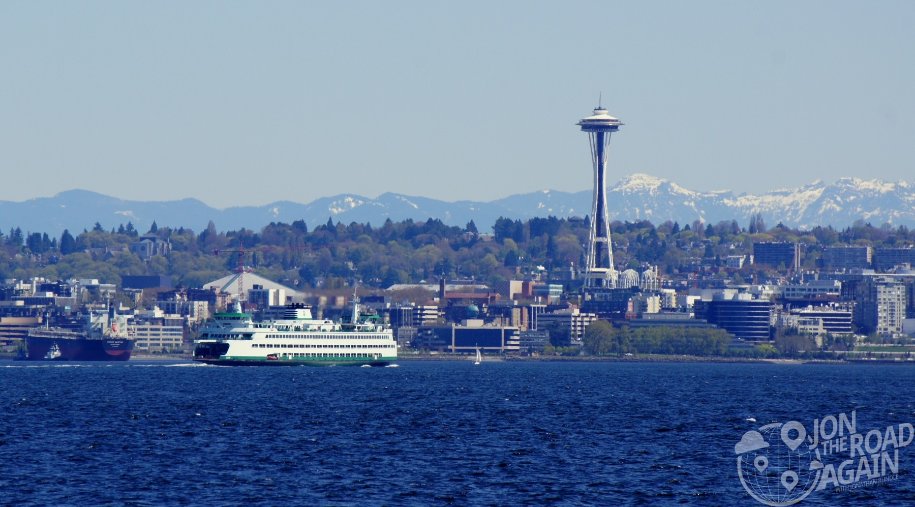 Washington State Ferry Seattle