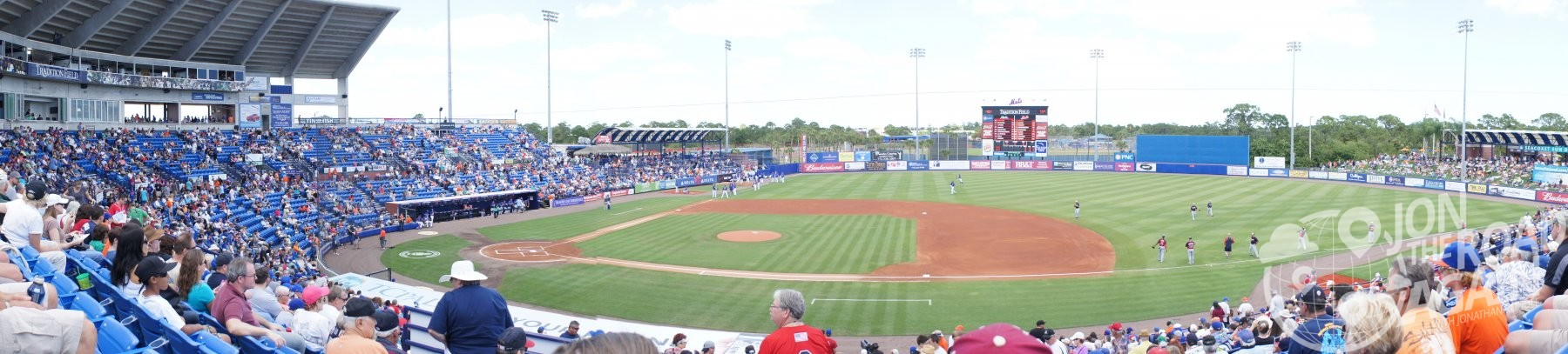 Tradition Field Panorama