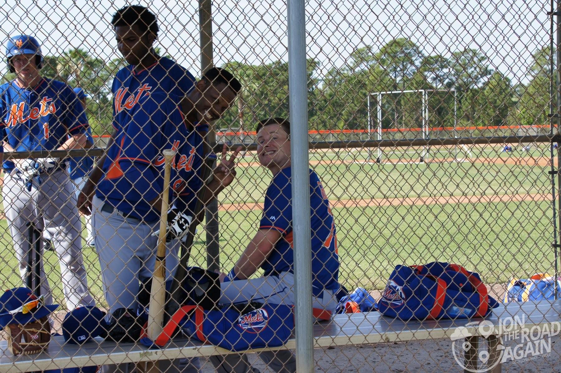 Mets Clowning Around