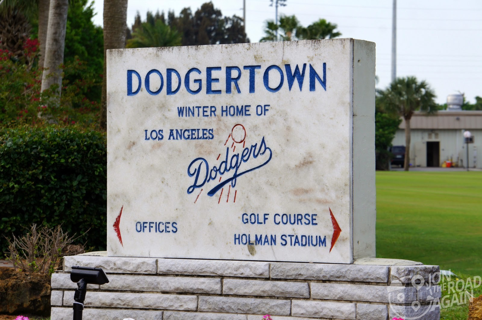 Historic Dodgertown in Vero Beach
