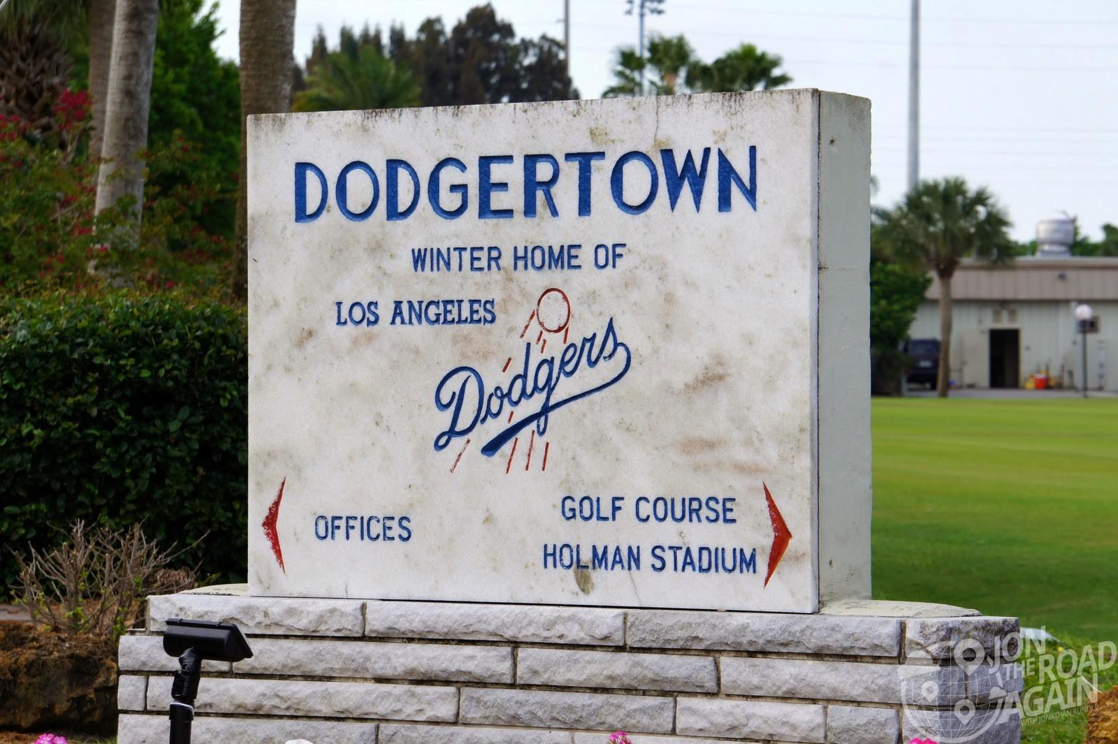 Historic Dodgertown in Vero Beach