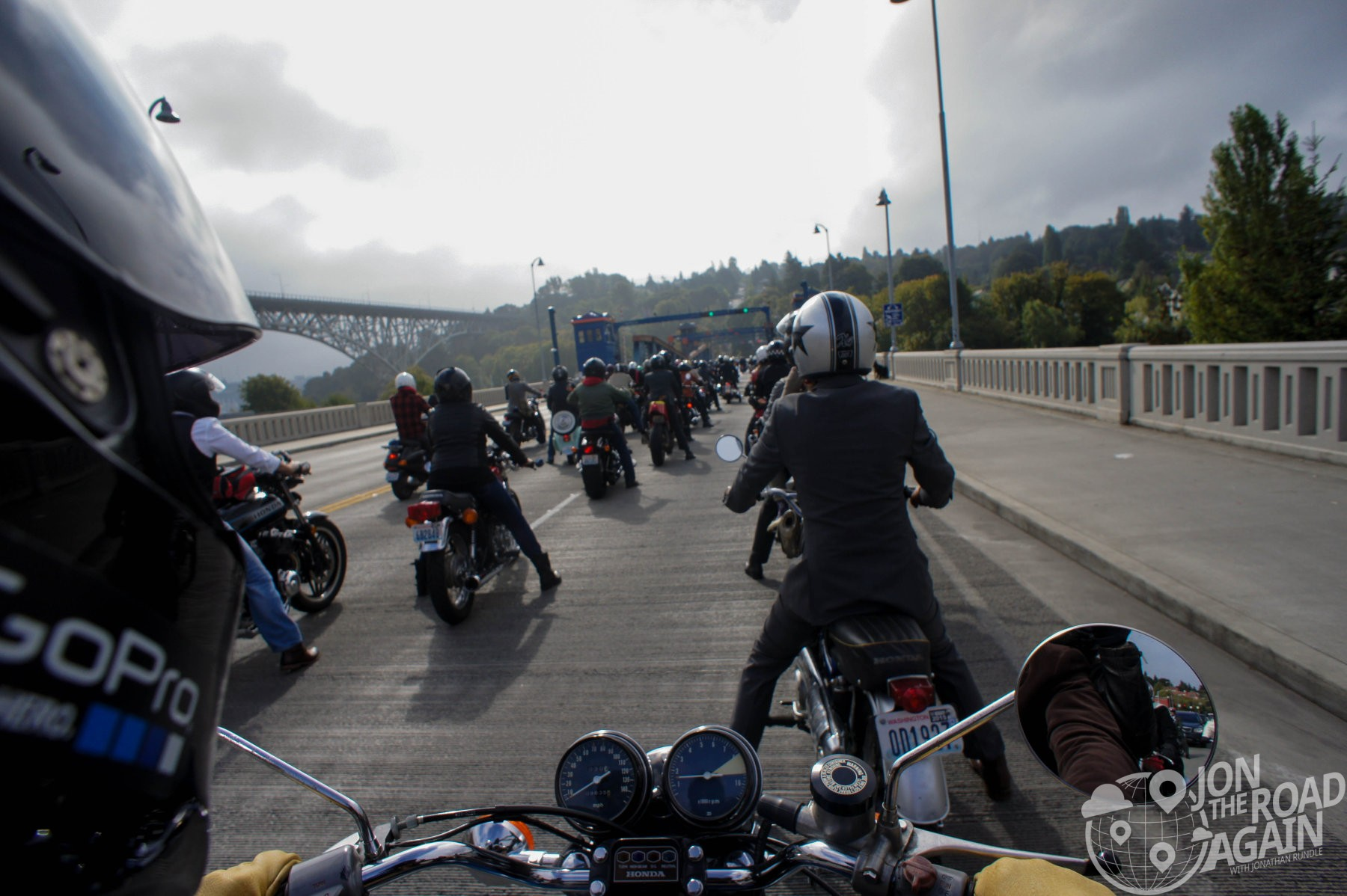 2014 Seattle Distinguished Gentlemen's Ride