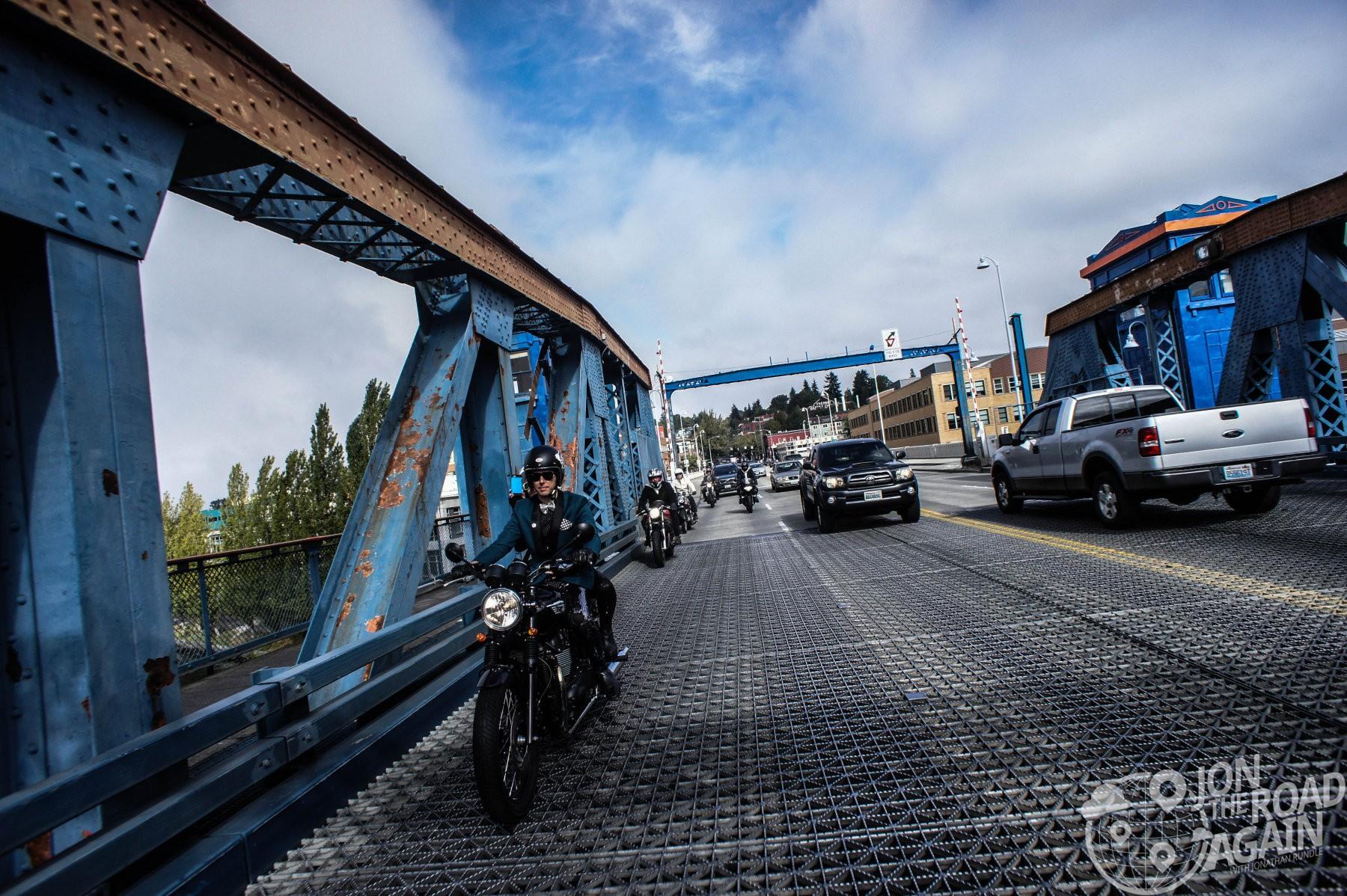 2014 Seattle Distinguished Gentlemen's Ride
