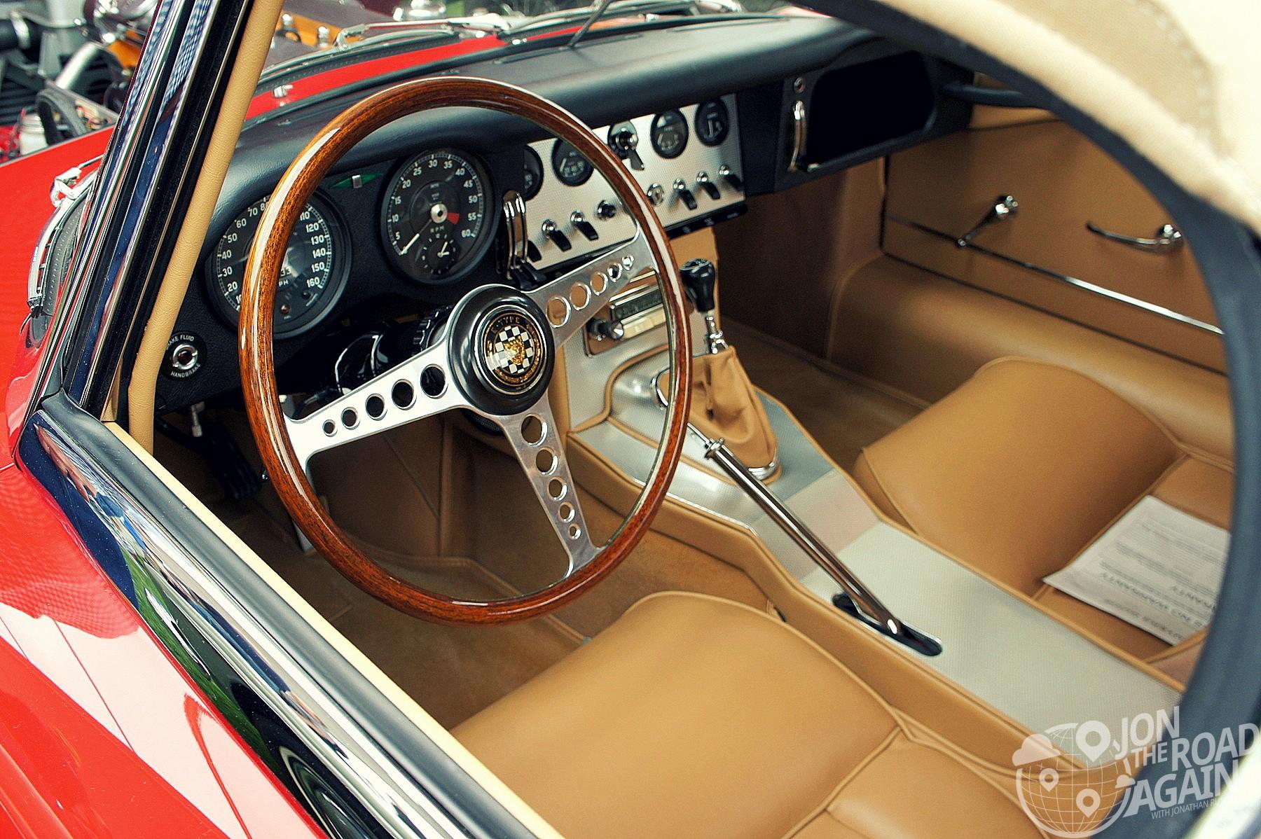 1967 Jaguar E-Type Amelia Island