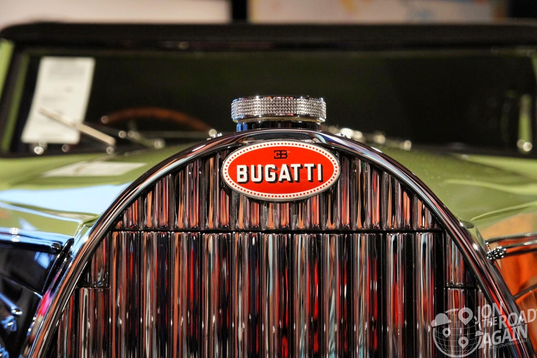 1938 Bugatti Type 57C Aravis Cabriolet