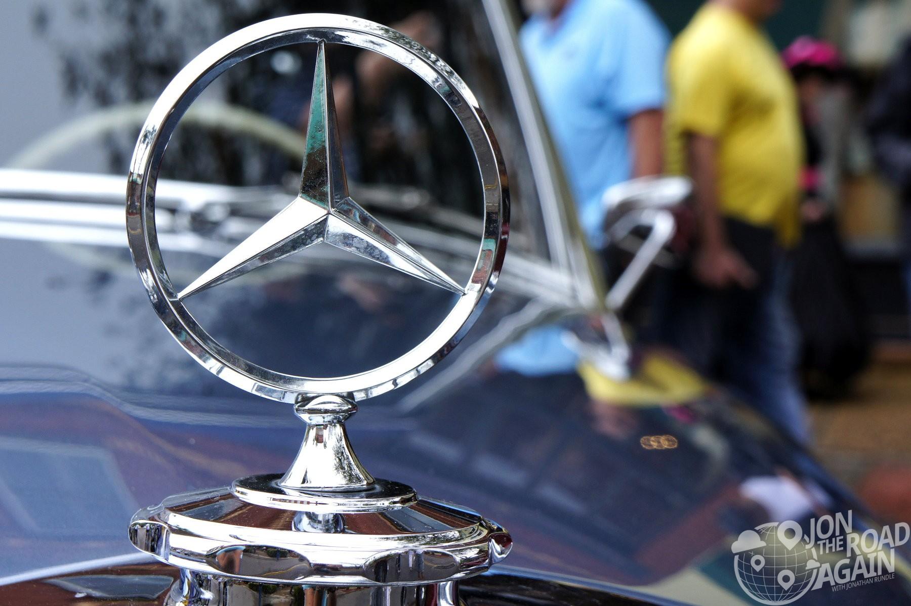 Eight Flags Mercedes Benz