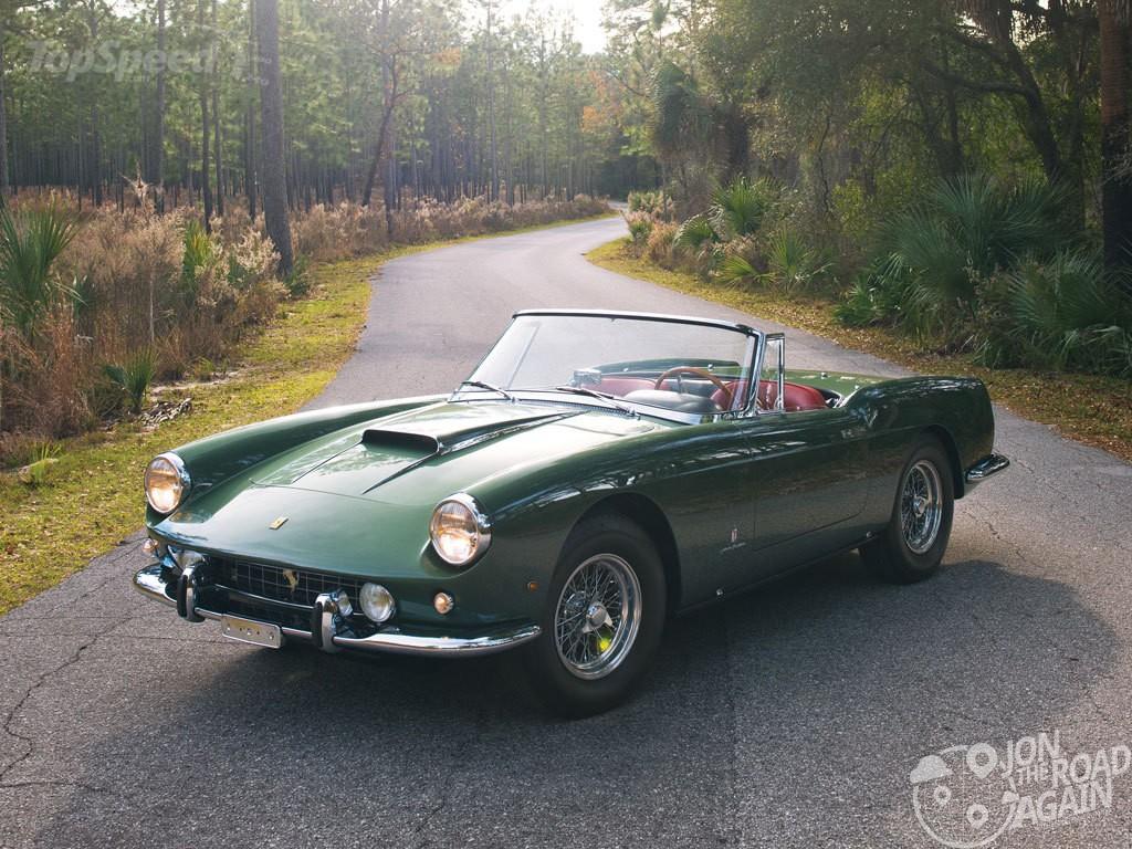 1960 Ferrari 400 Superamerica SWB Cabriolet