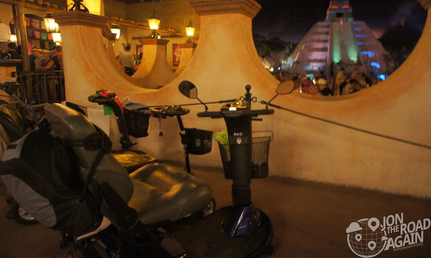 fat scooter parking