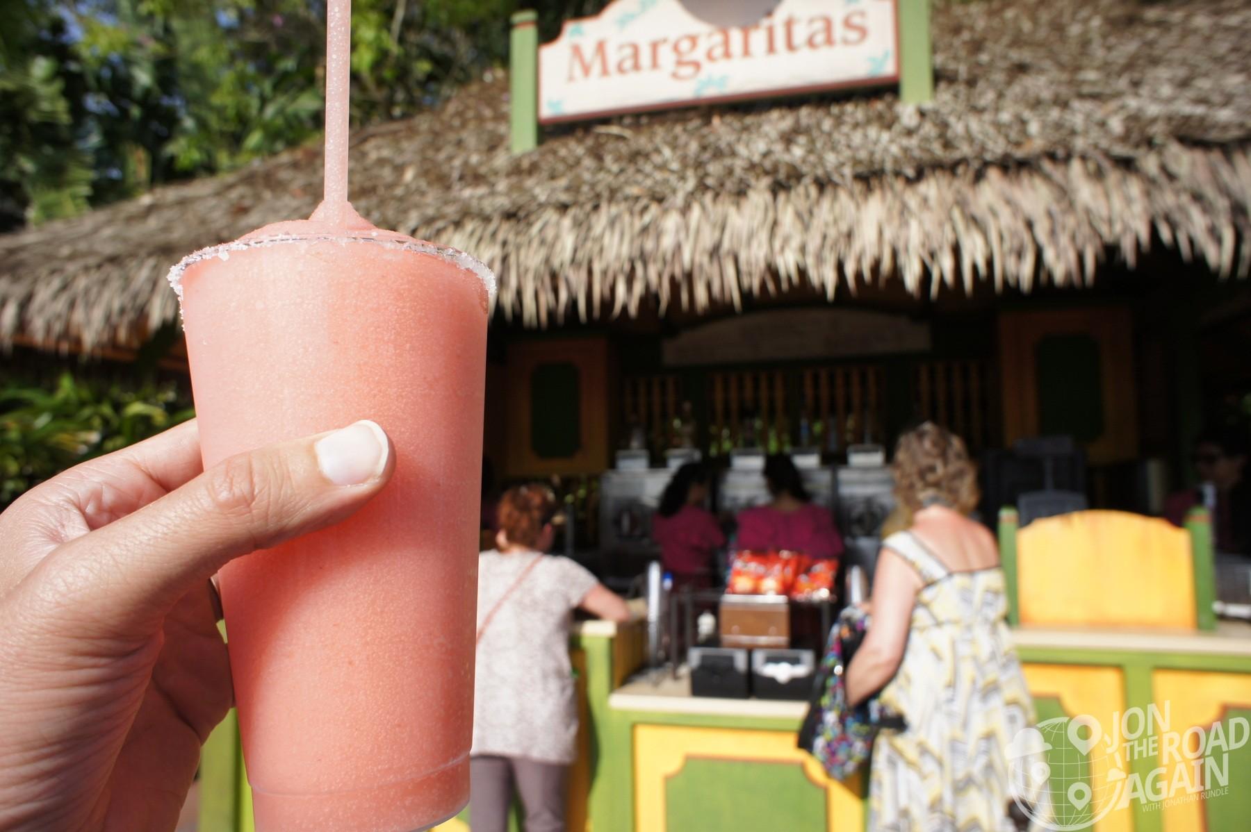 Epcot Mexico Frozen Margarita