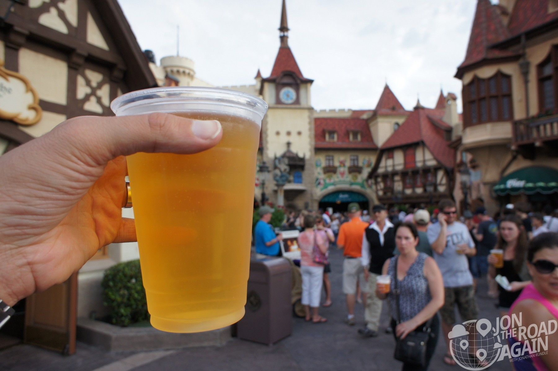 Epcot Germany Beer