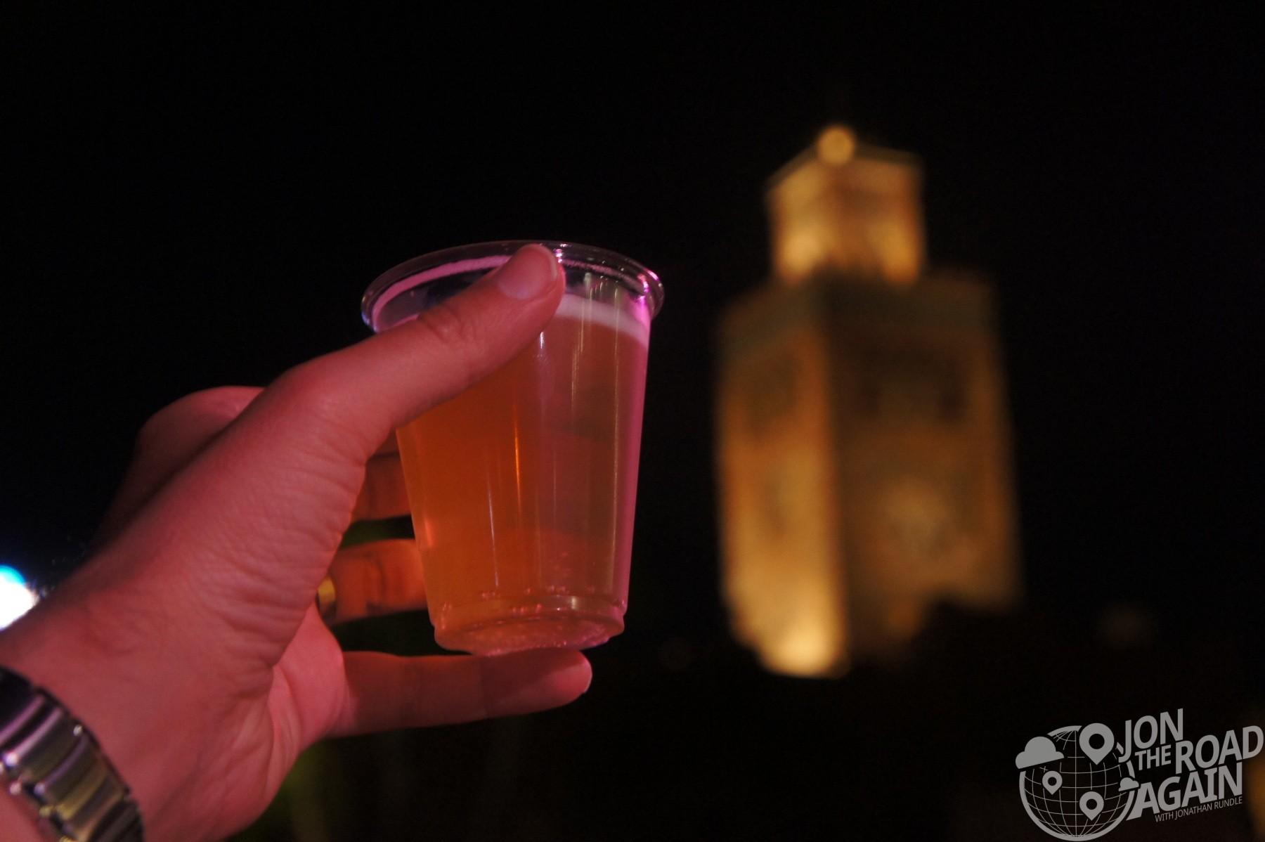 Epcot Morocco Beer