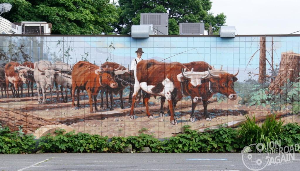 Chemanius Mural