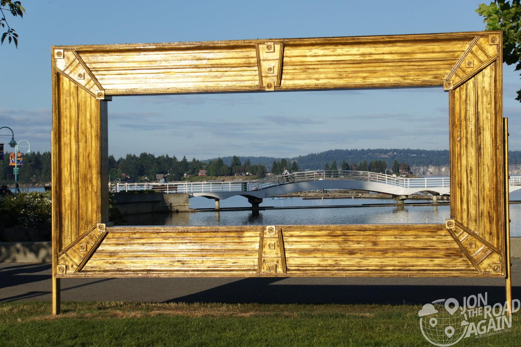 Public art in Nanaimo