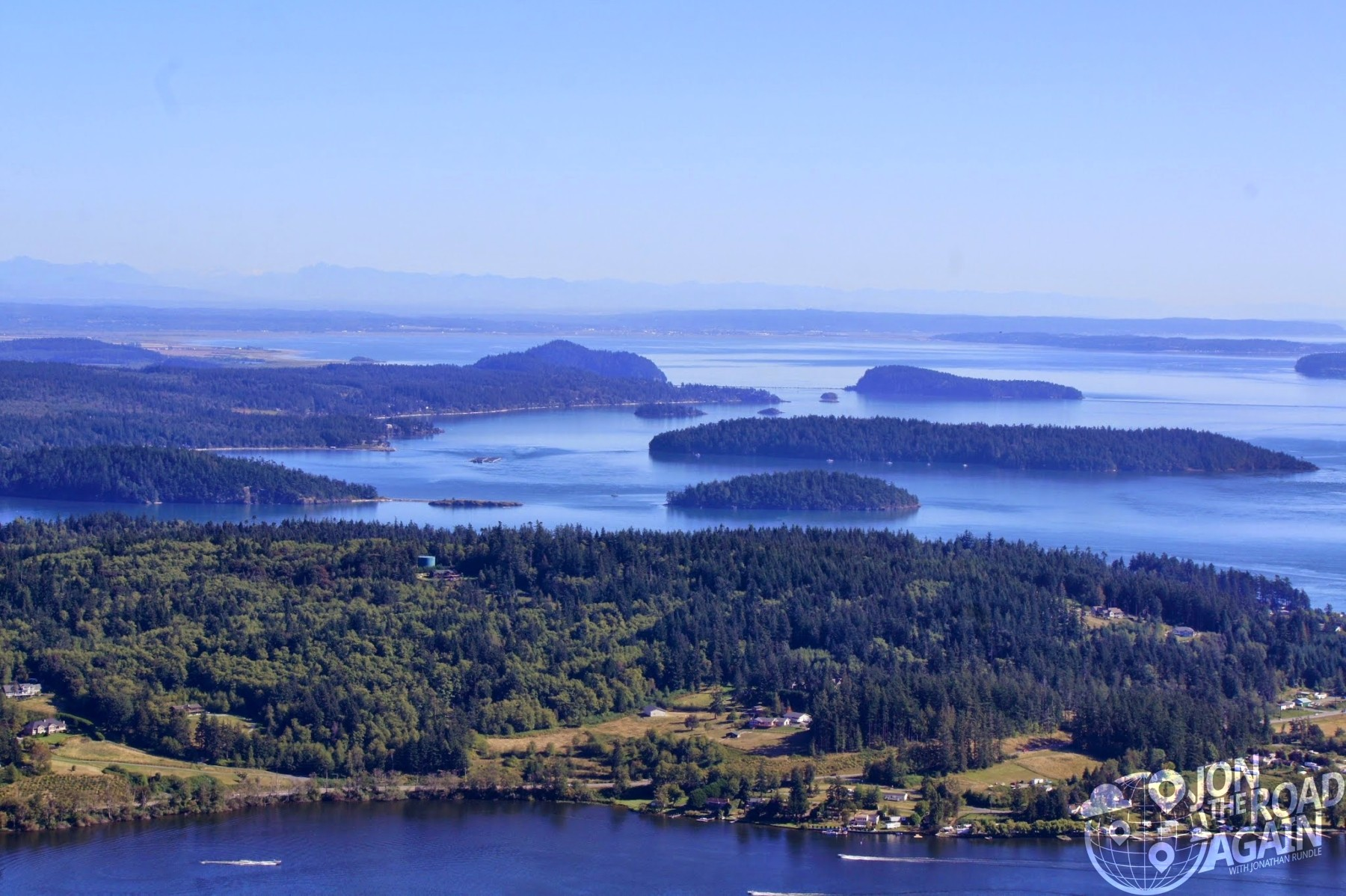 Mt. Erie on Fidalgo Island