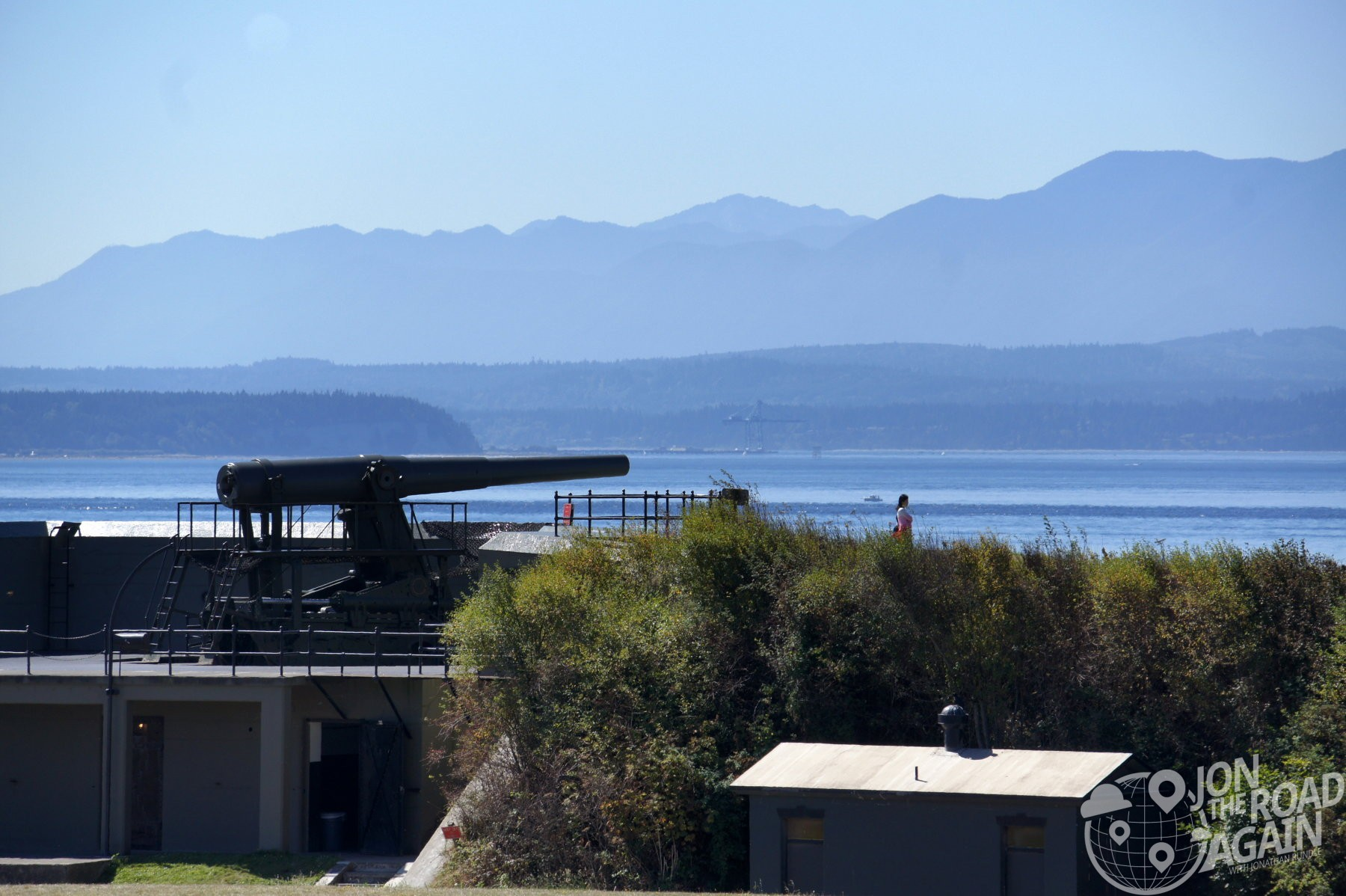 Fort Casey State Park on Whidbey Island