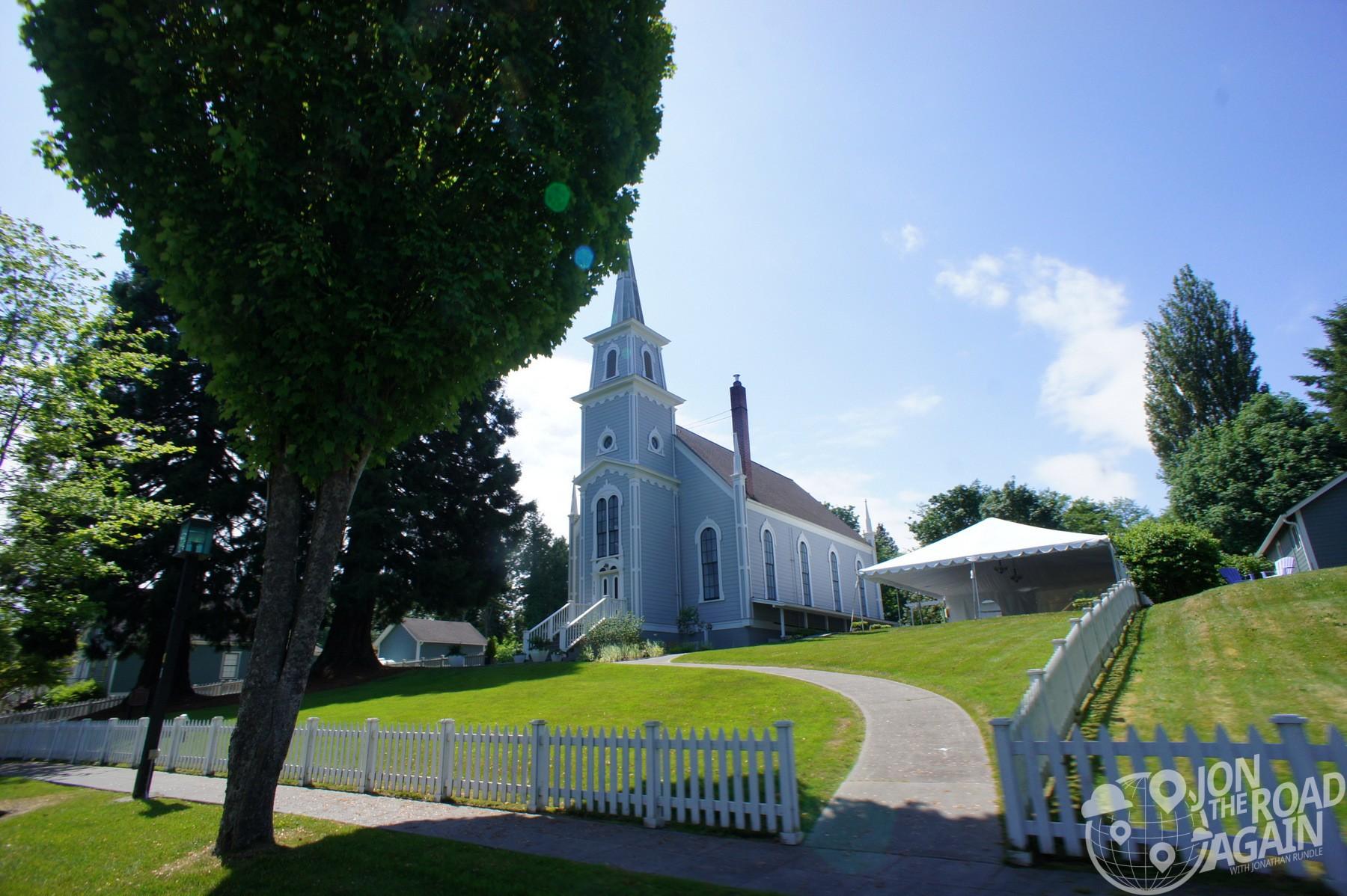 Church in Port Gamble
