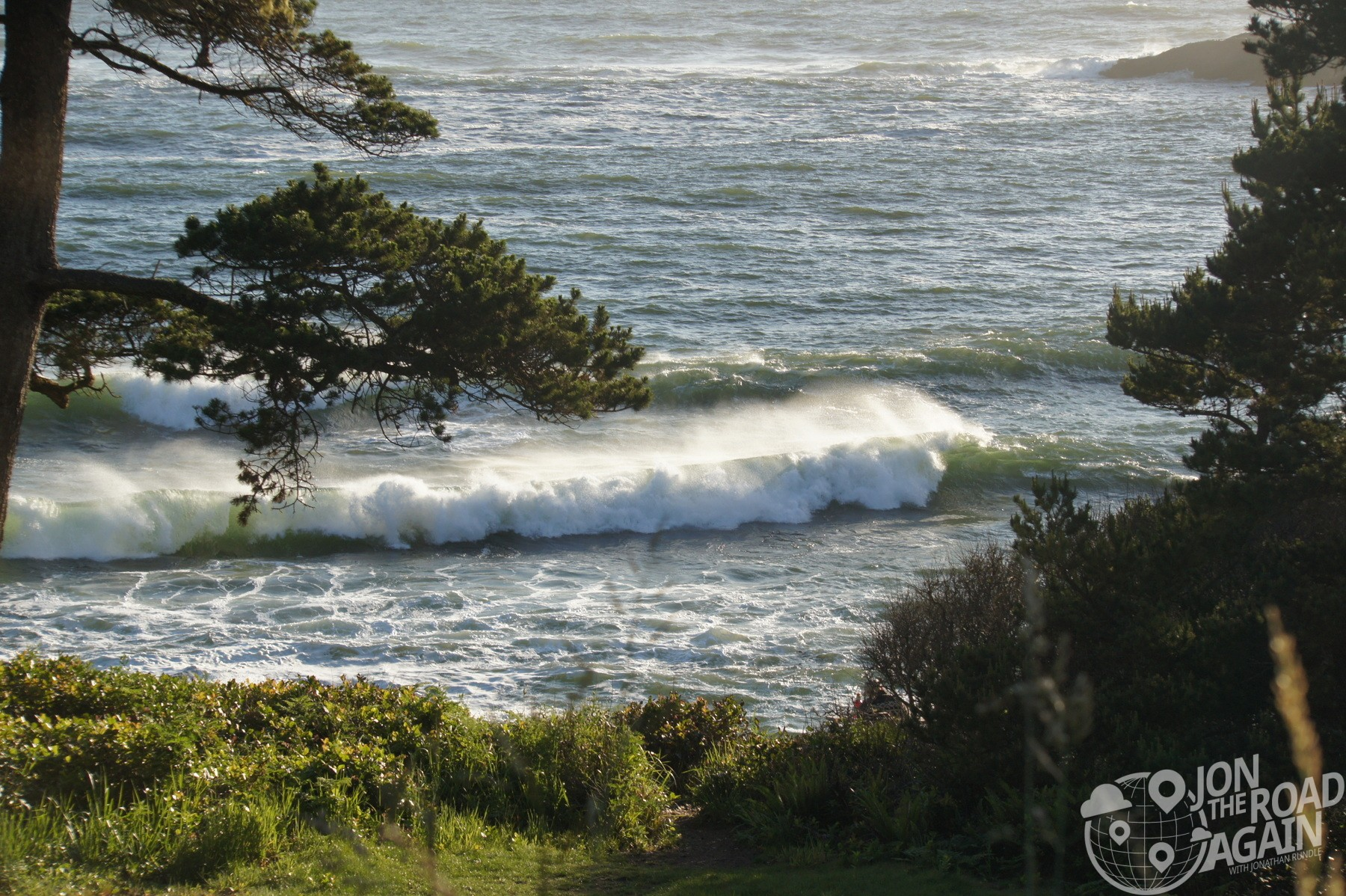 Depoe Bay Waves
