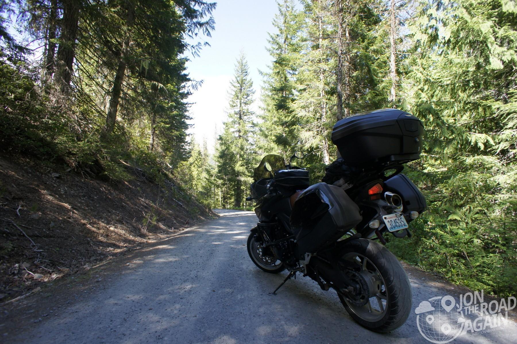 Campground Roads
