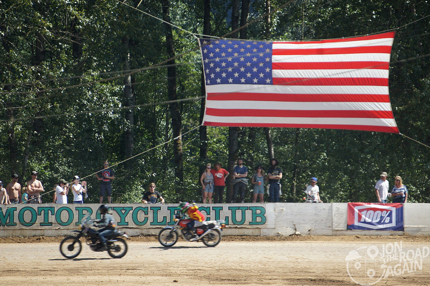 Dirt Quake in 'Murica!