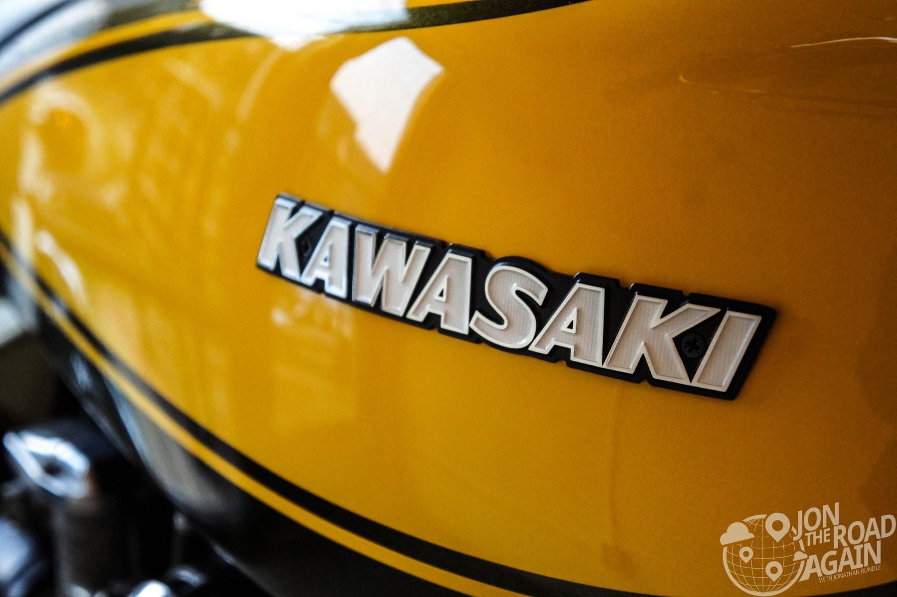 Immaculate Kawasaki 900