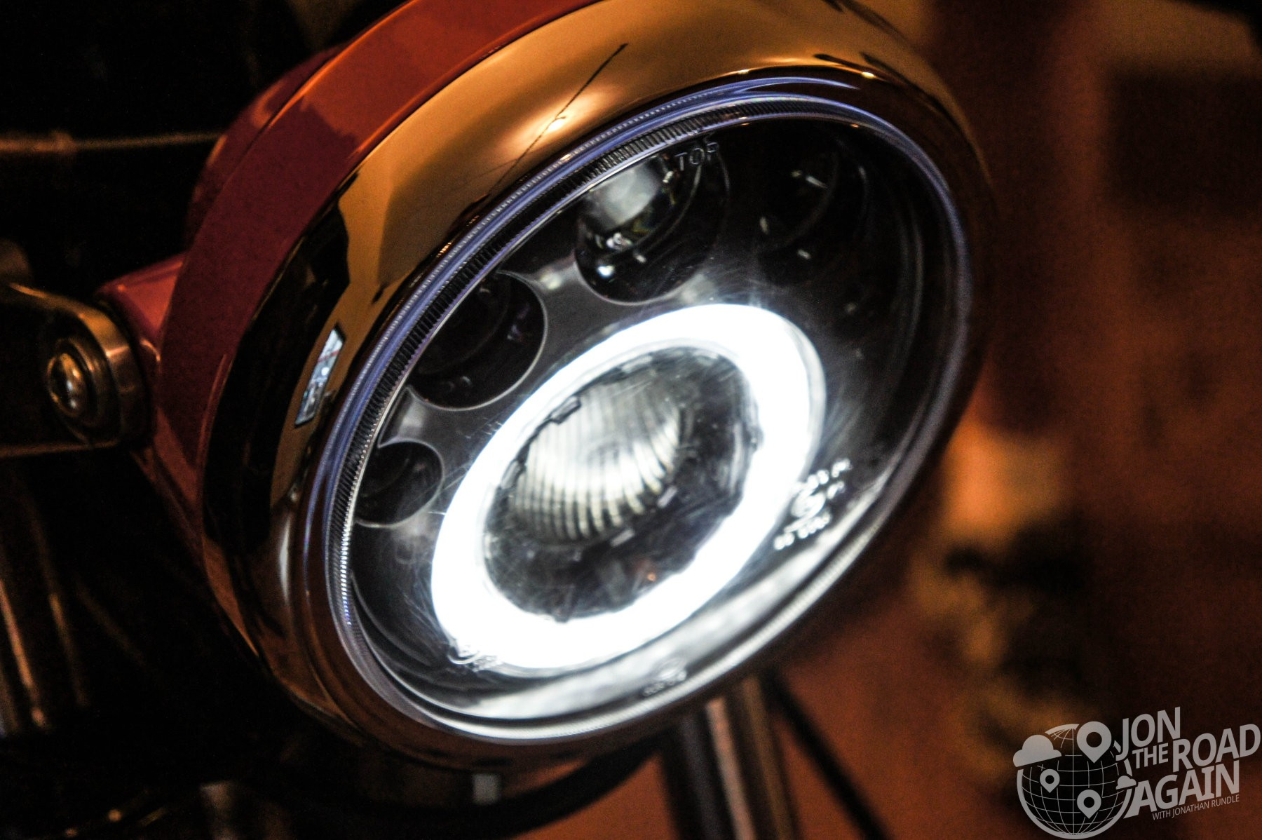 Great LED headlight