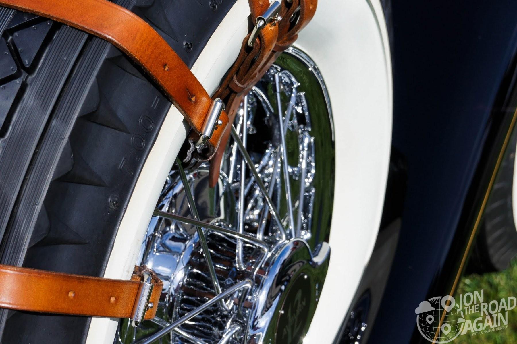 Auburn Spare Tire