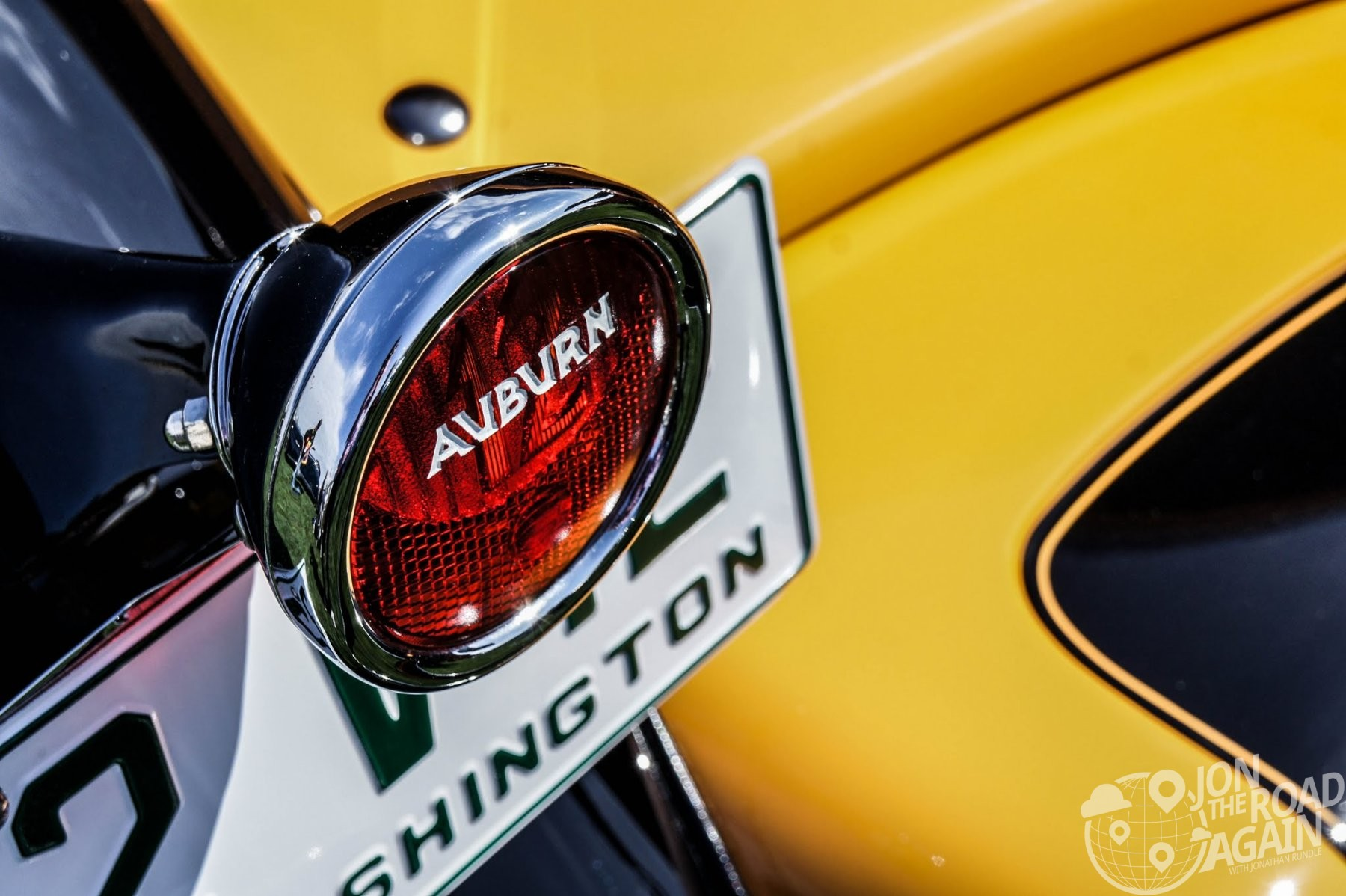 Auburn taillight
