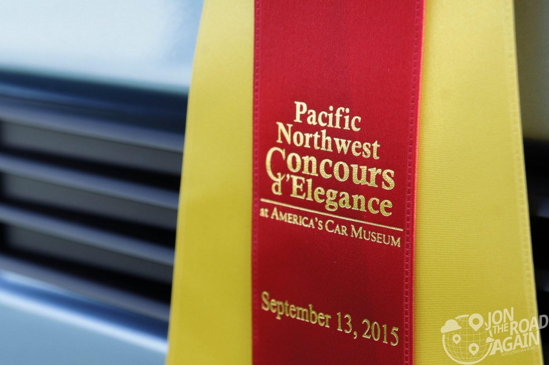 PNW Concours Ribbon