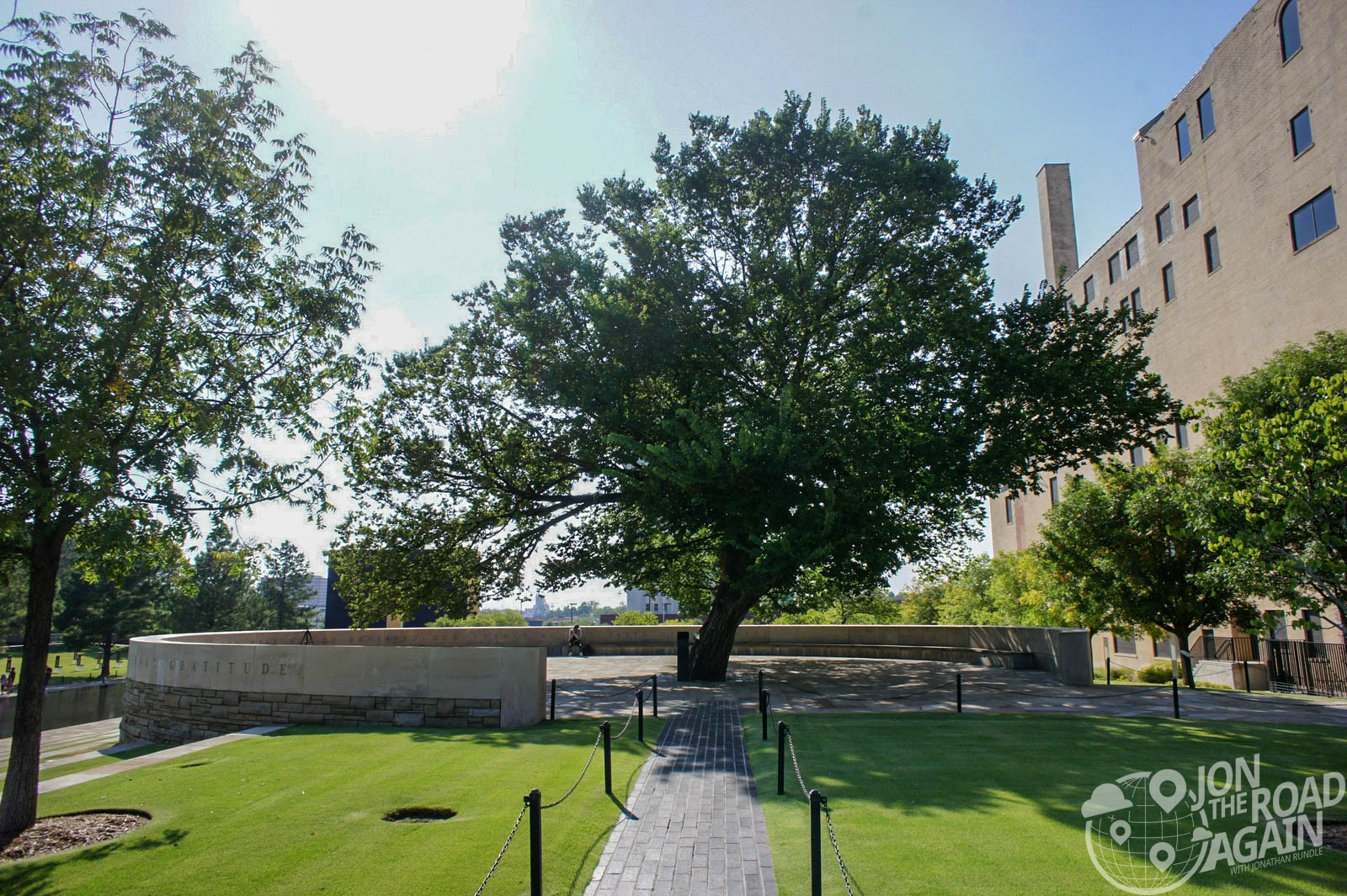 Oklahoma City Bombing Memorial Survivor's Tree