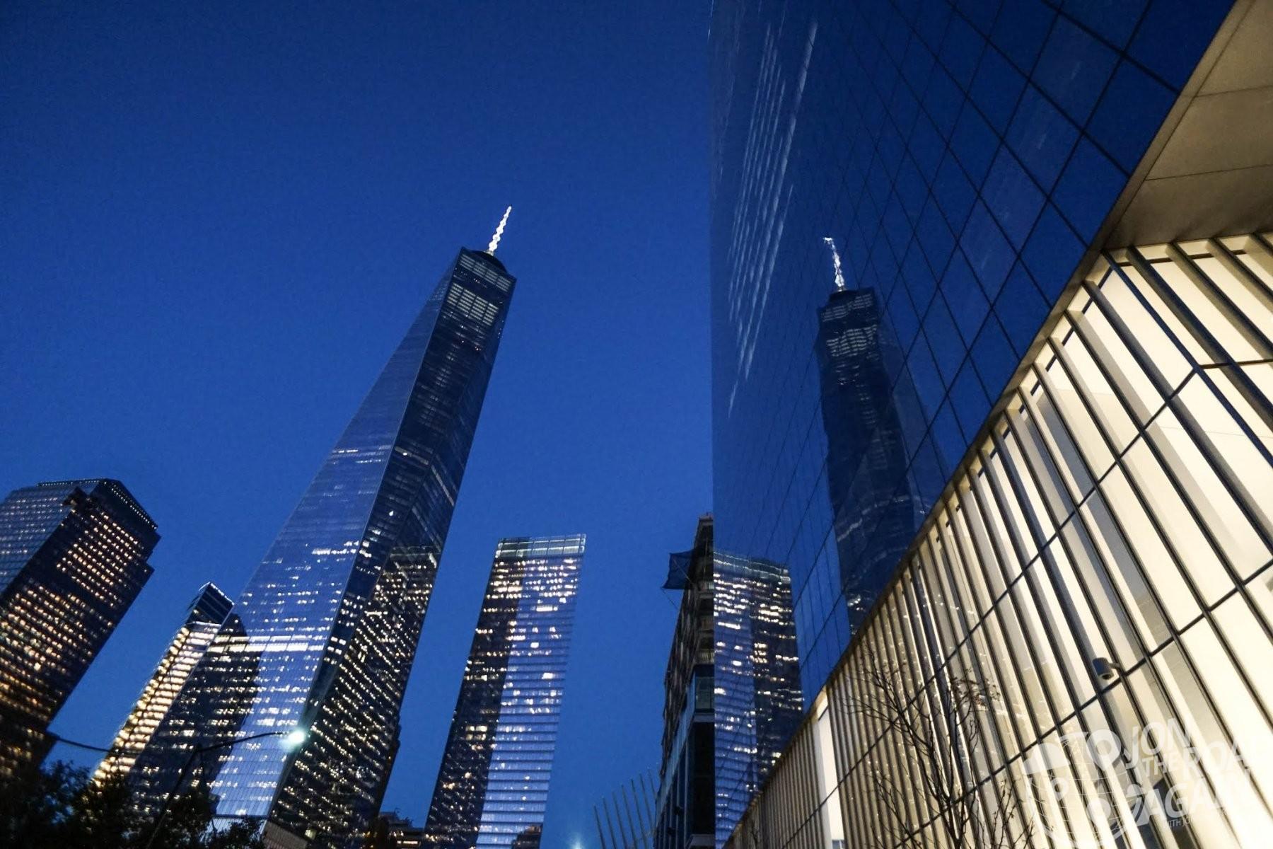 Twin Freedom Towers