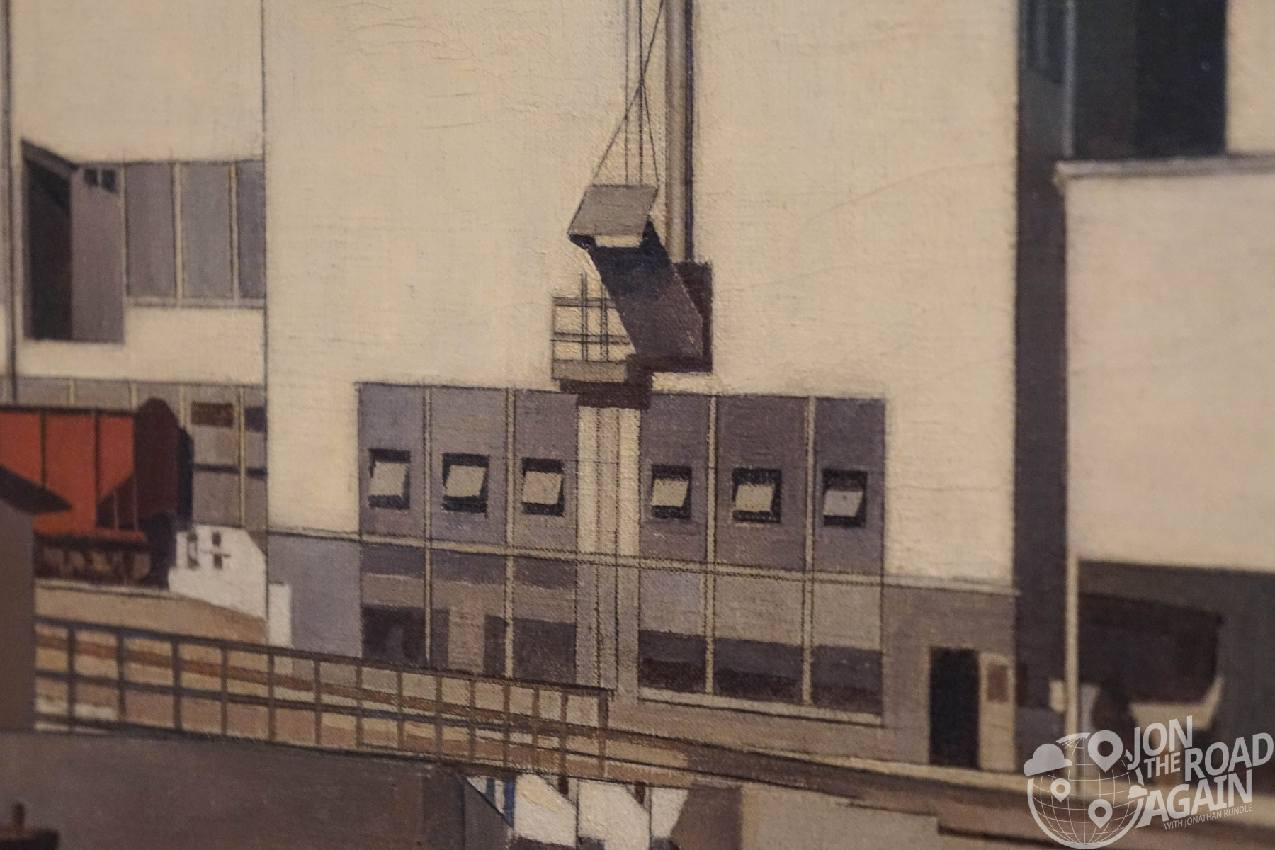 River Rouge Plant - Charles Sheeler in Detail