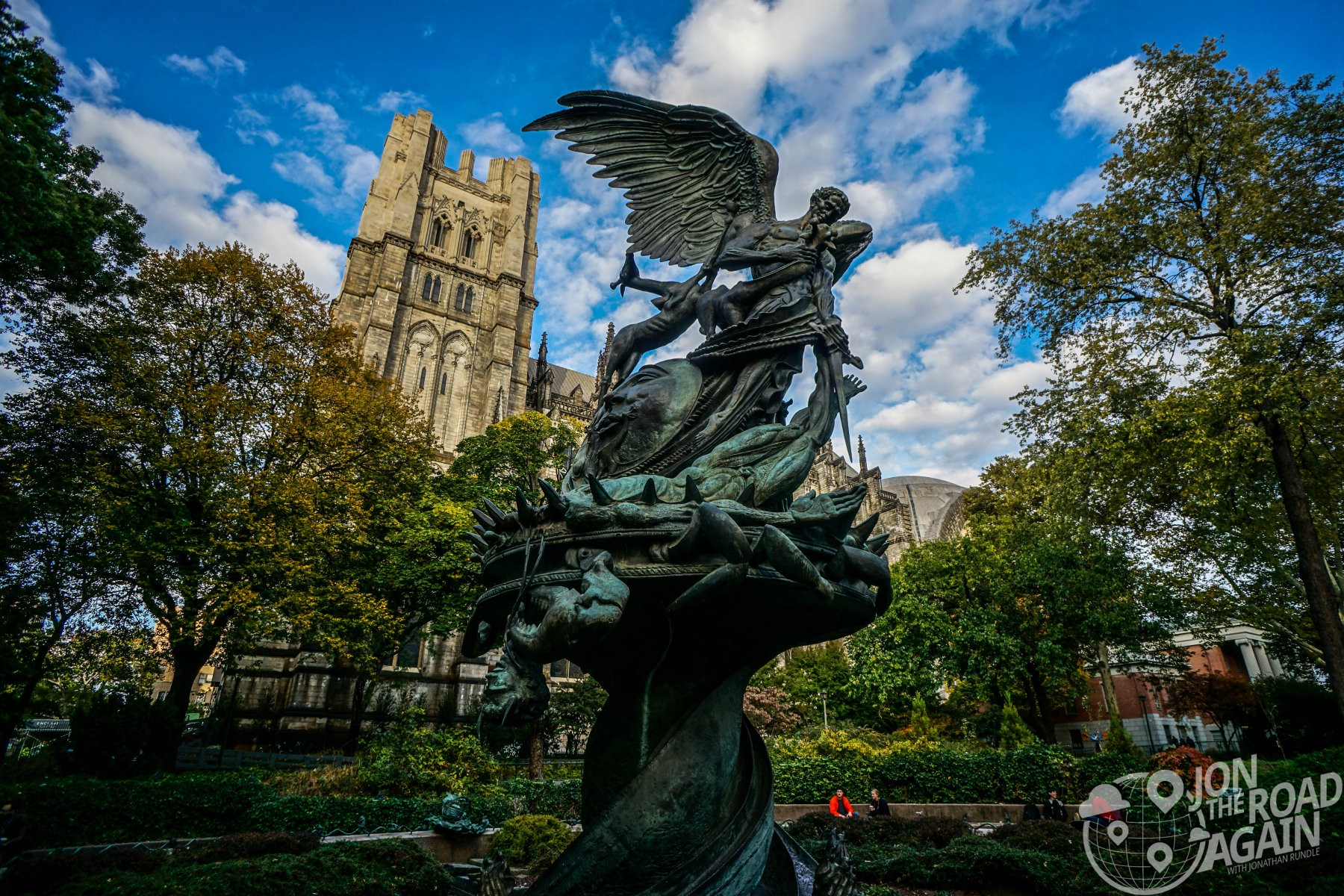 Cathedral of St. John the Divine Garden