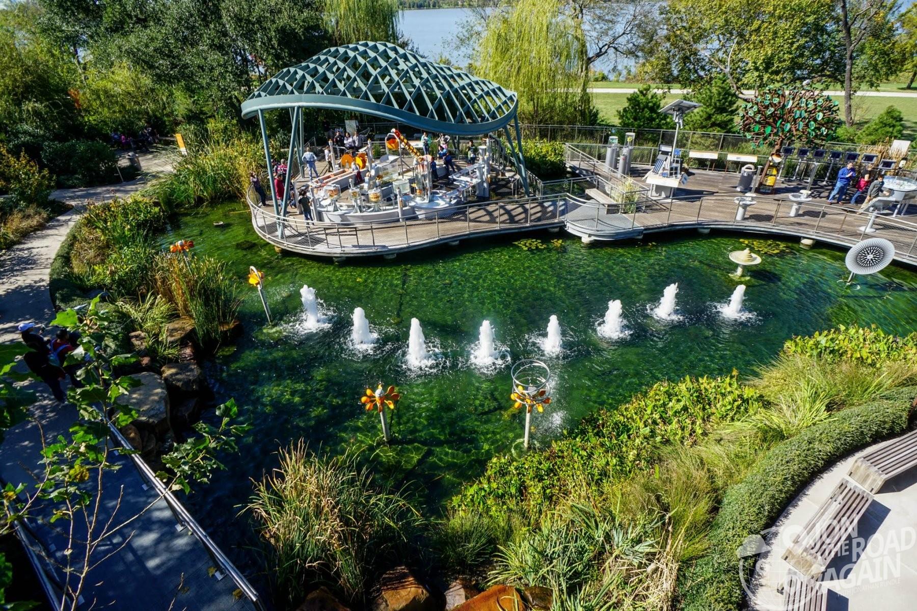 Rory Meyer's Children's Adventure Garden
