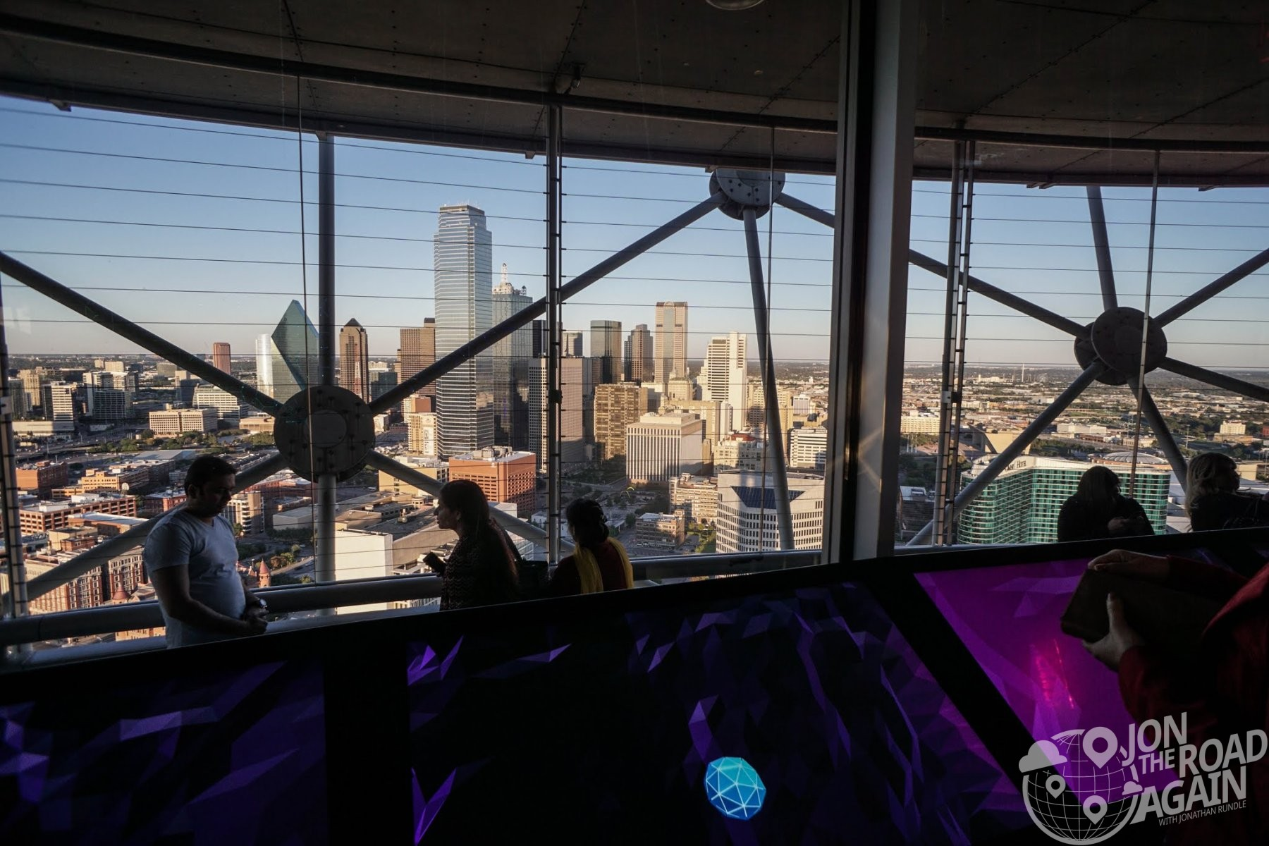 GeO-Deck at Reunion Tower