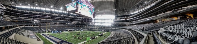 Cowboys Stadium Panorama