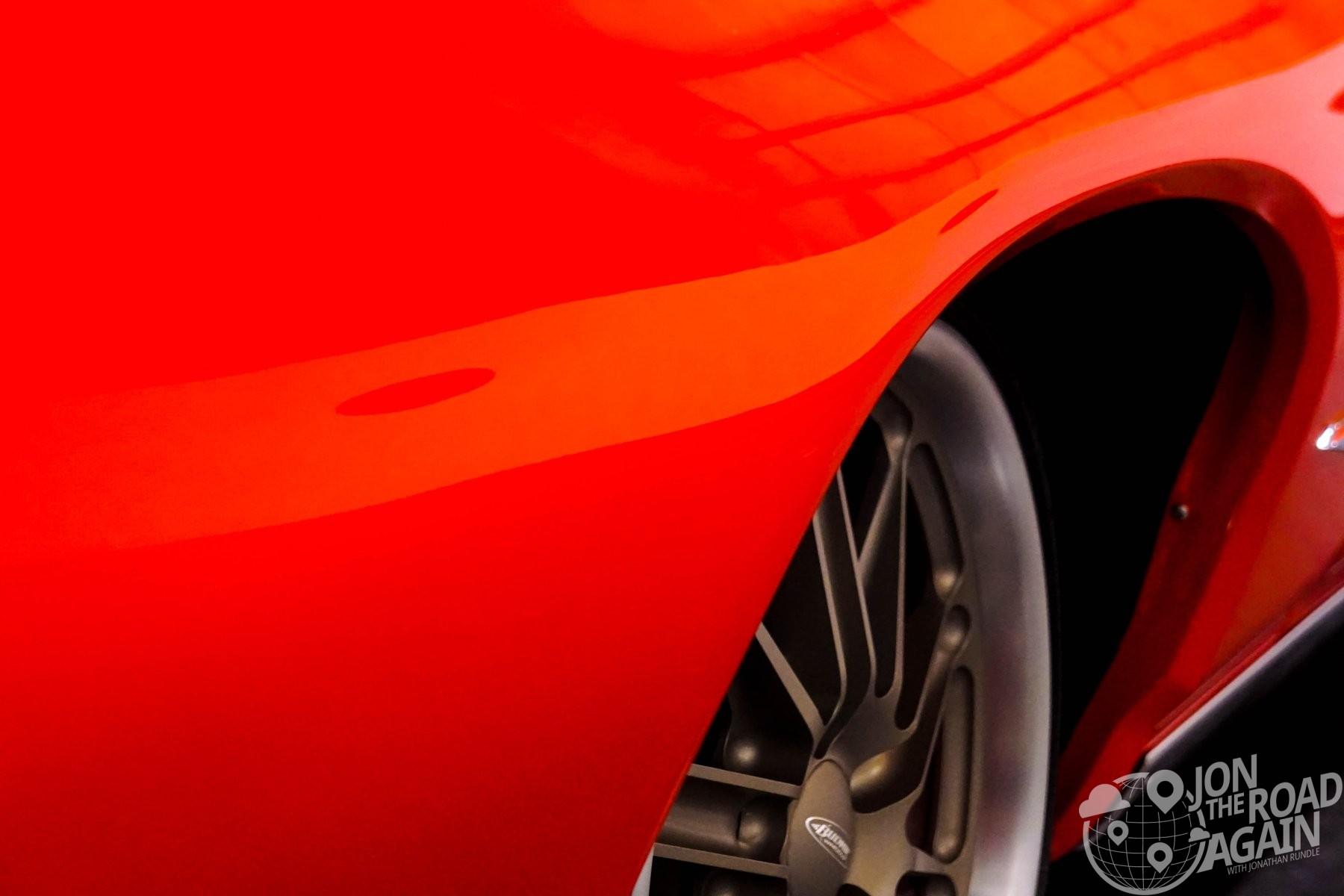 Bright Red GTO