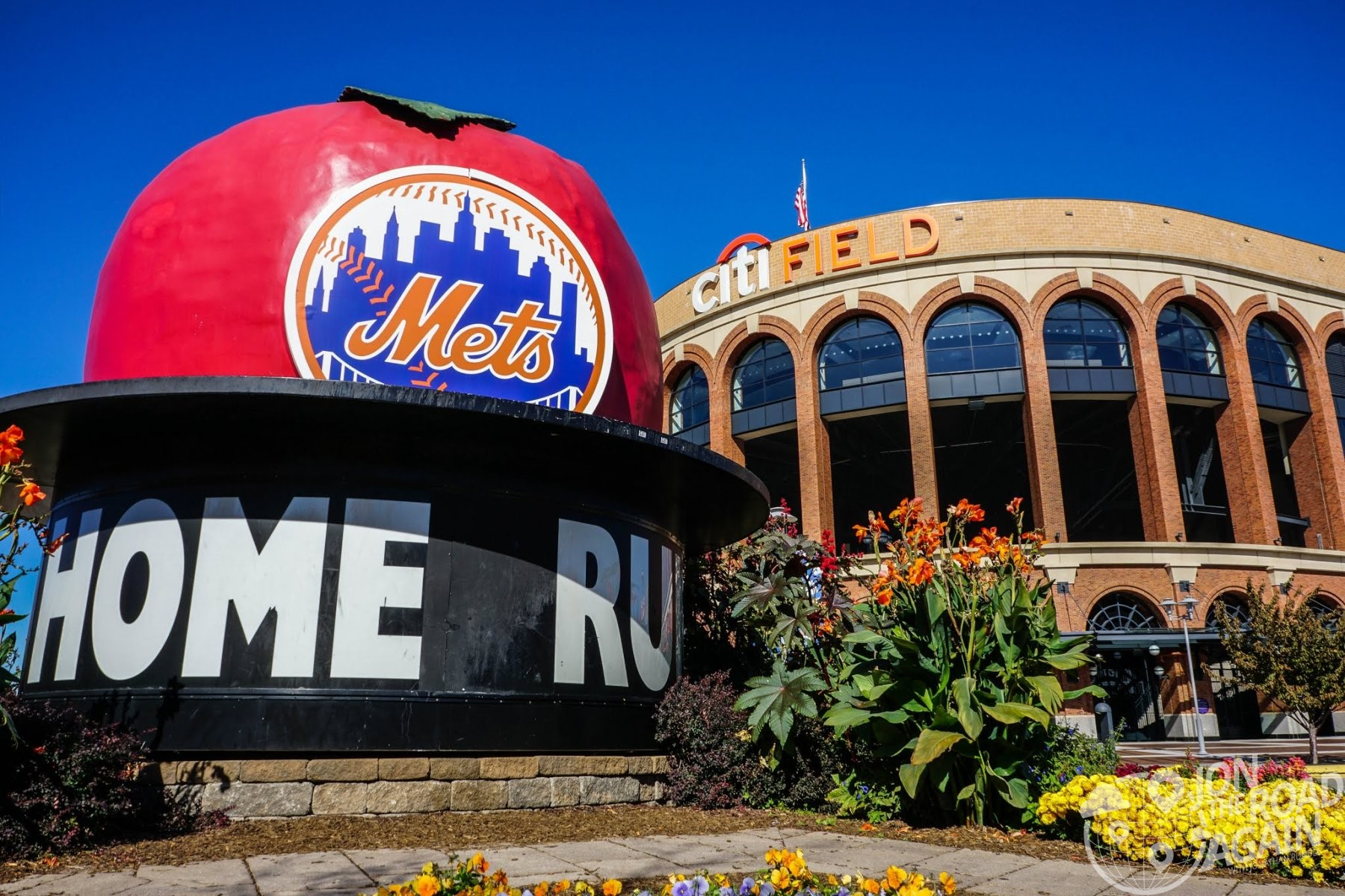 Citi Field - Old Shea Apple