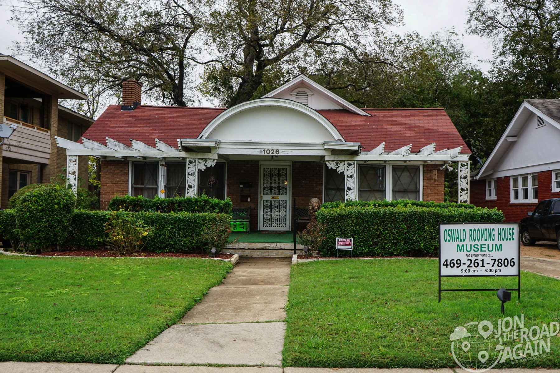 Oswald Rooming House