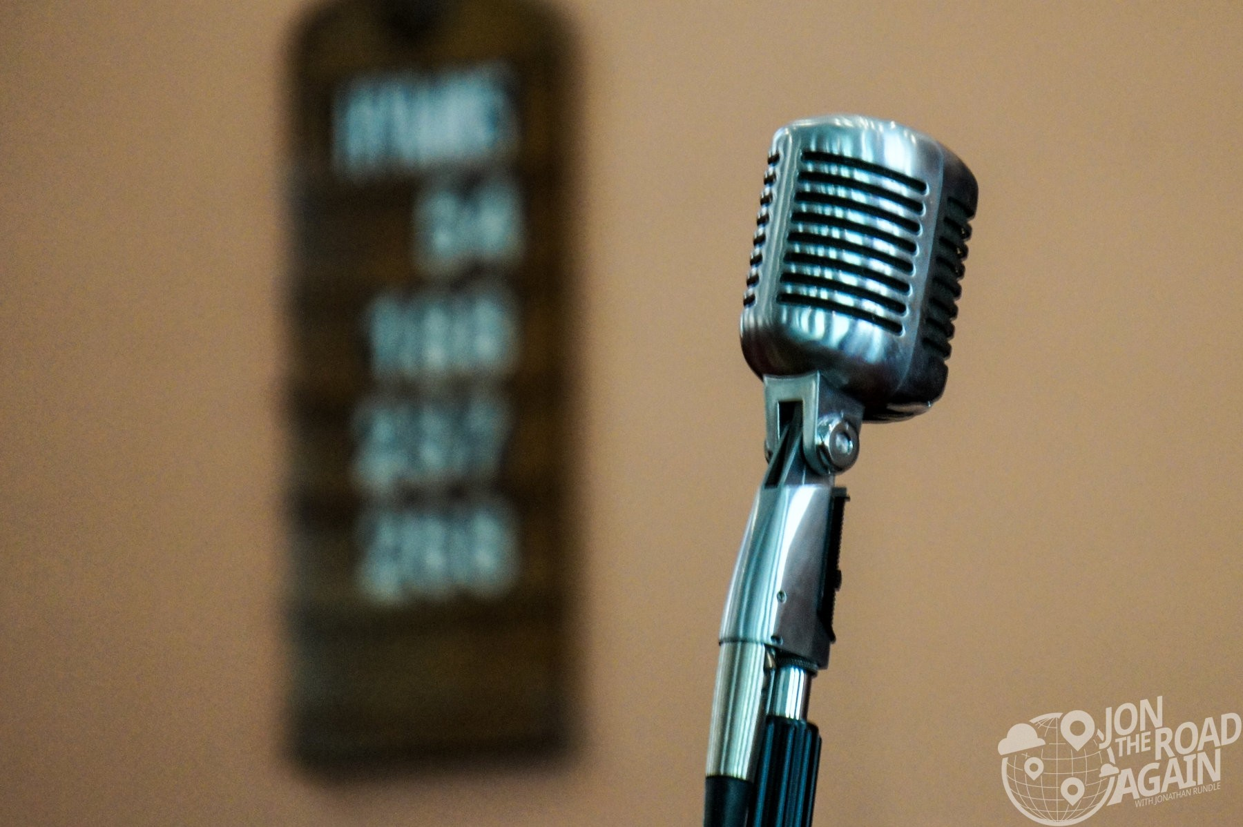 Martin Luther King Microphone