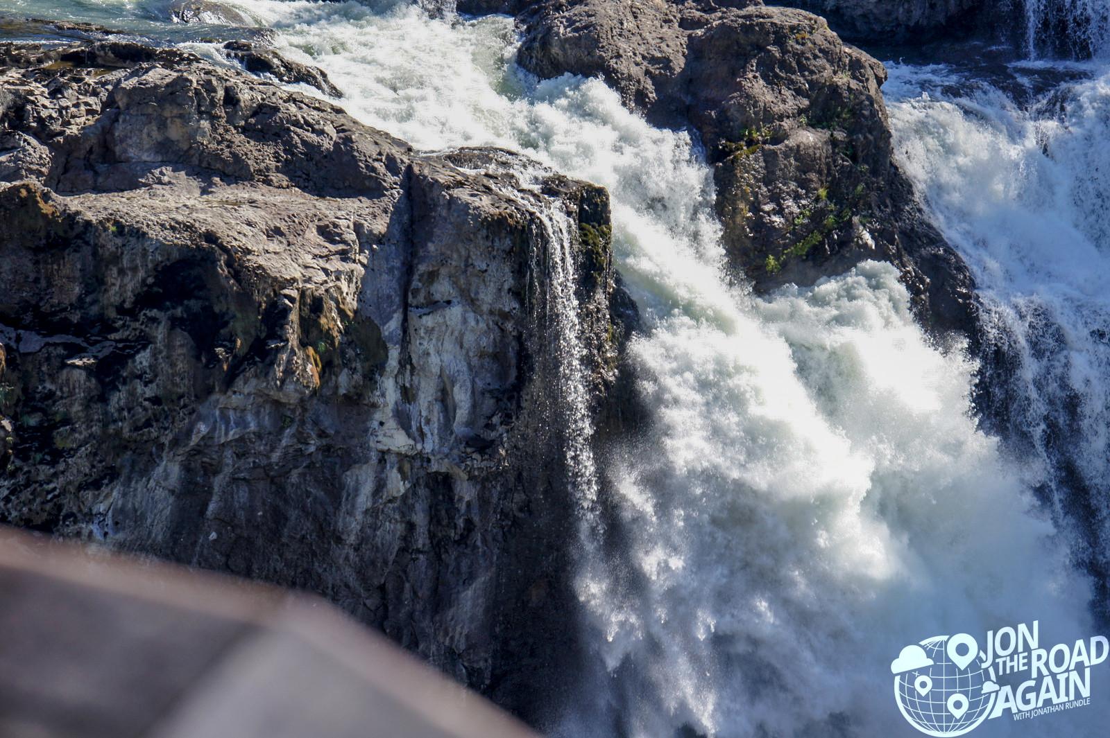 Snoqualmie Falls Detail