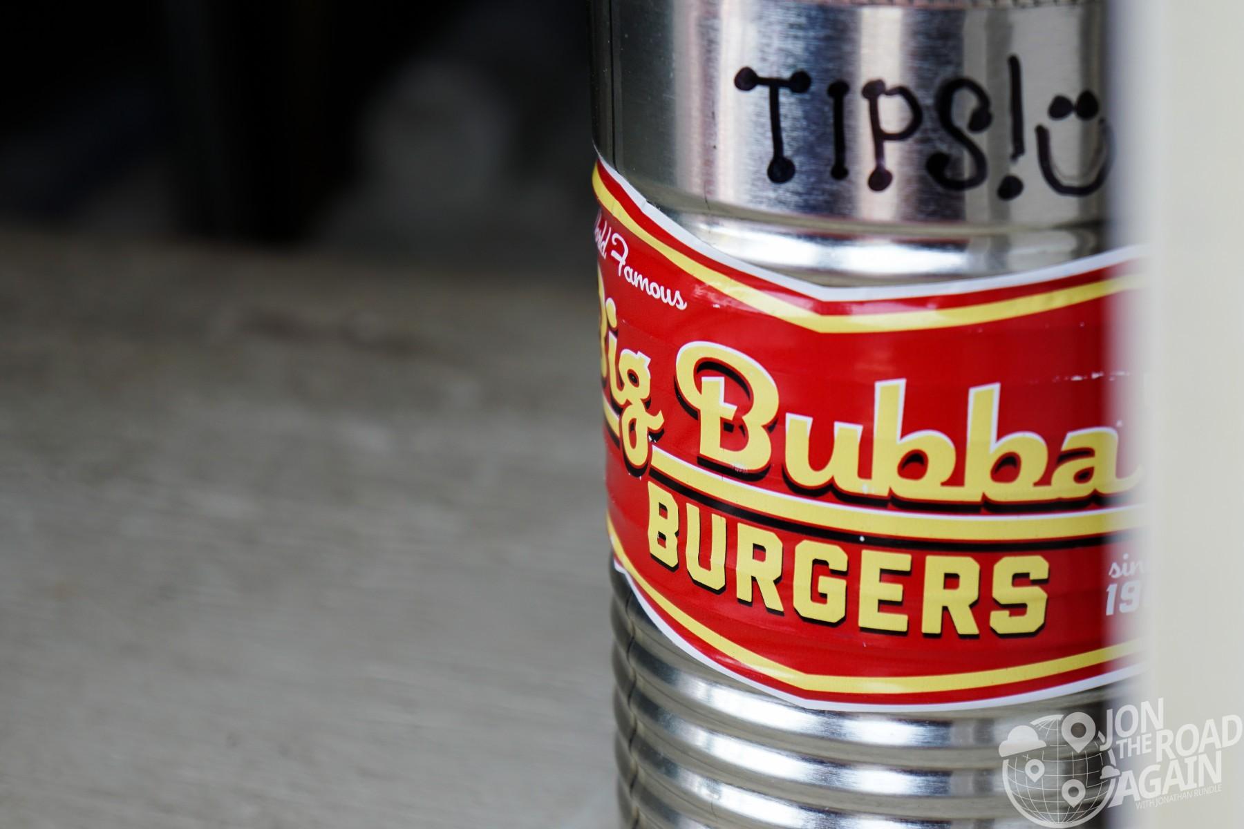 Big Bubba's Burgers