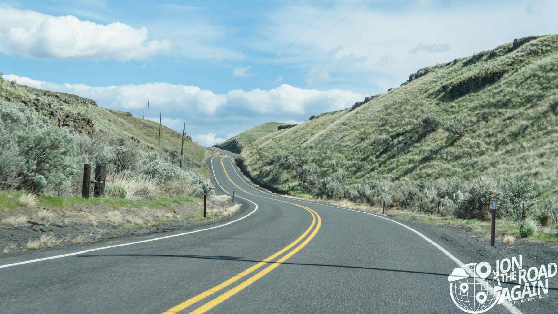 Eastern Washington Road