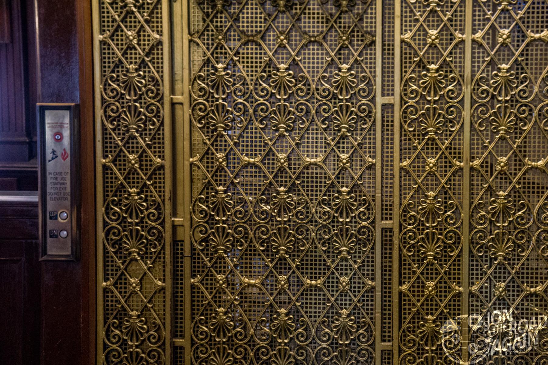 Hotel del Coronado Elevator