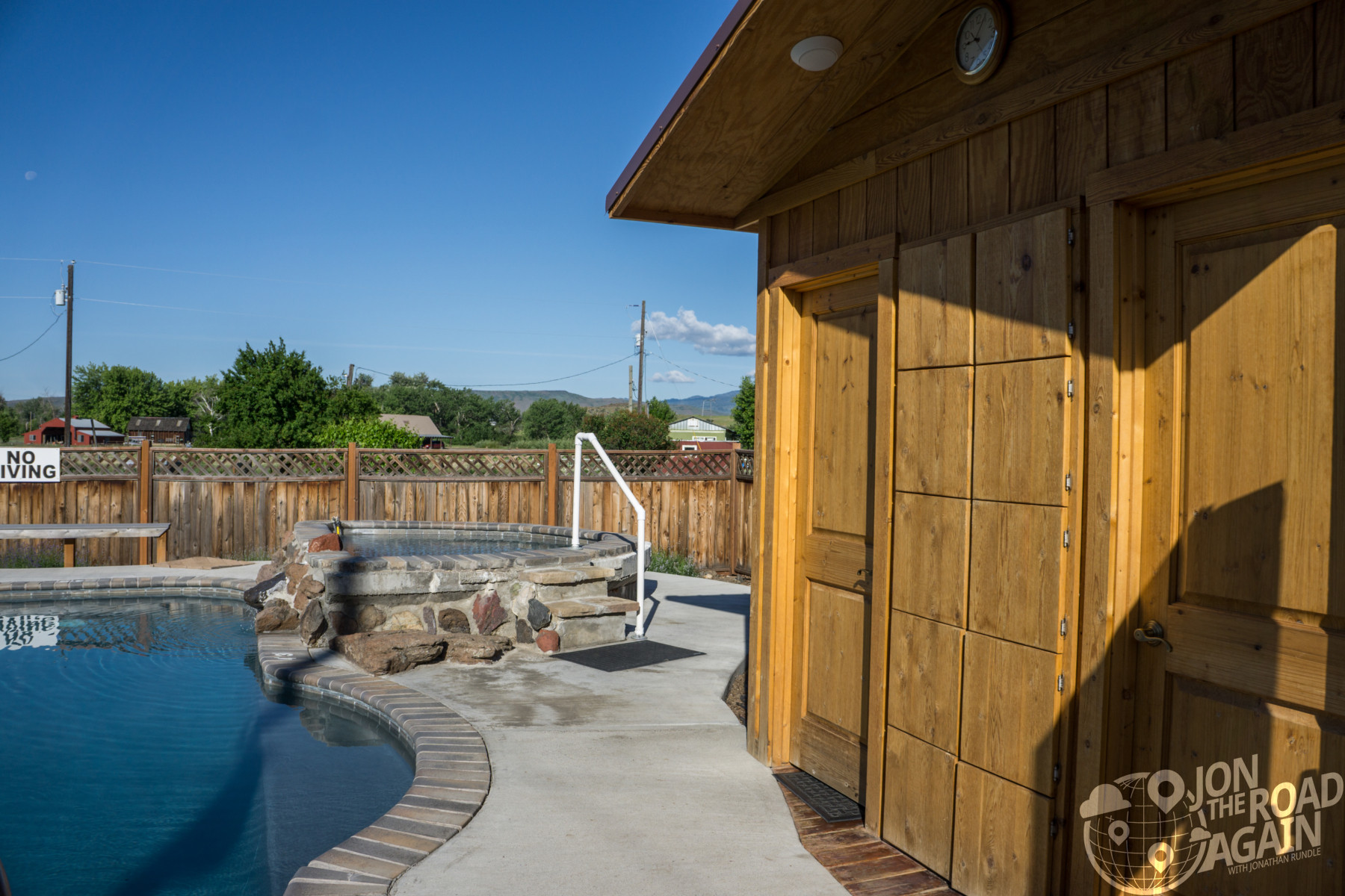 Mundo Hot Springs
