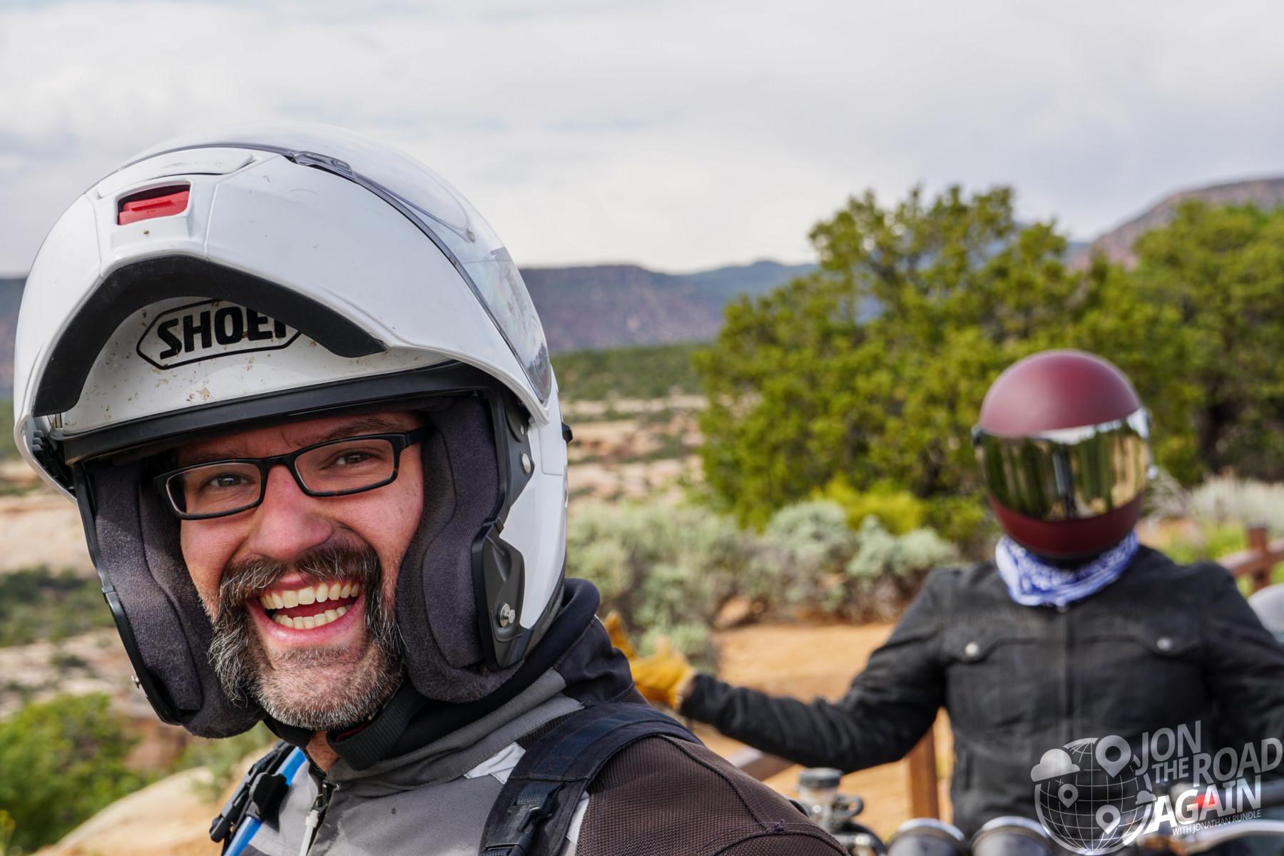 Fuse Box Riders at Natural Bridges