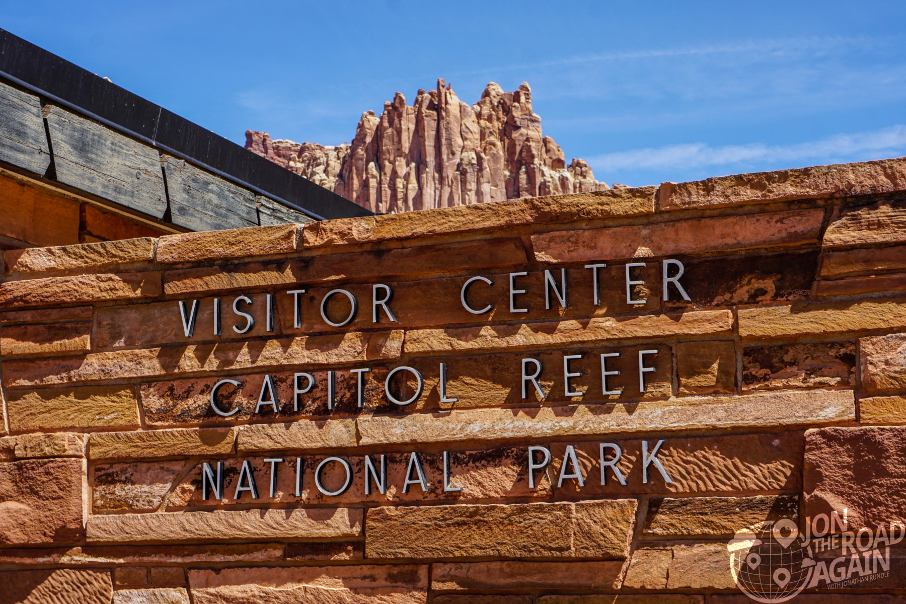 Capitol Reed National Park Visitor Center