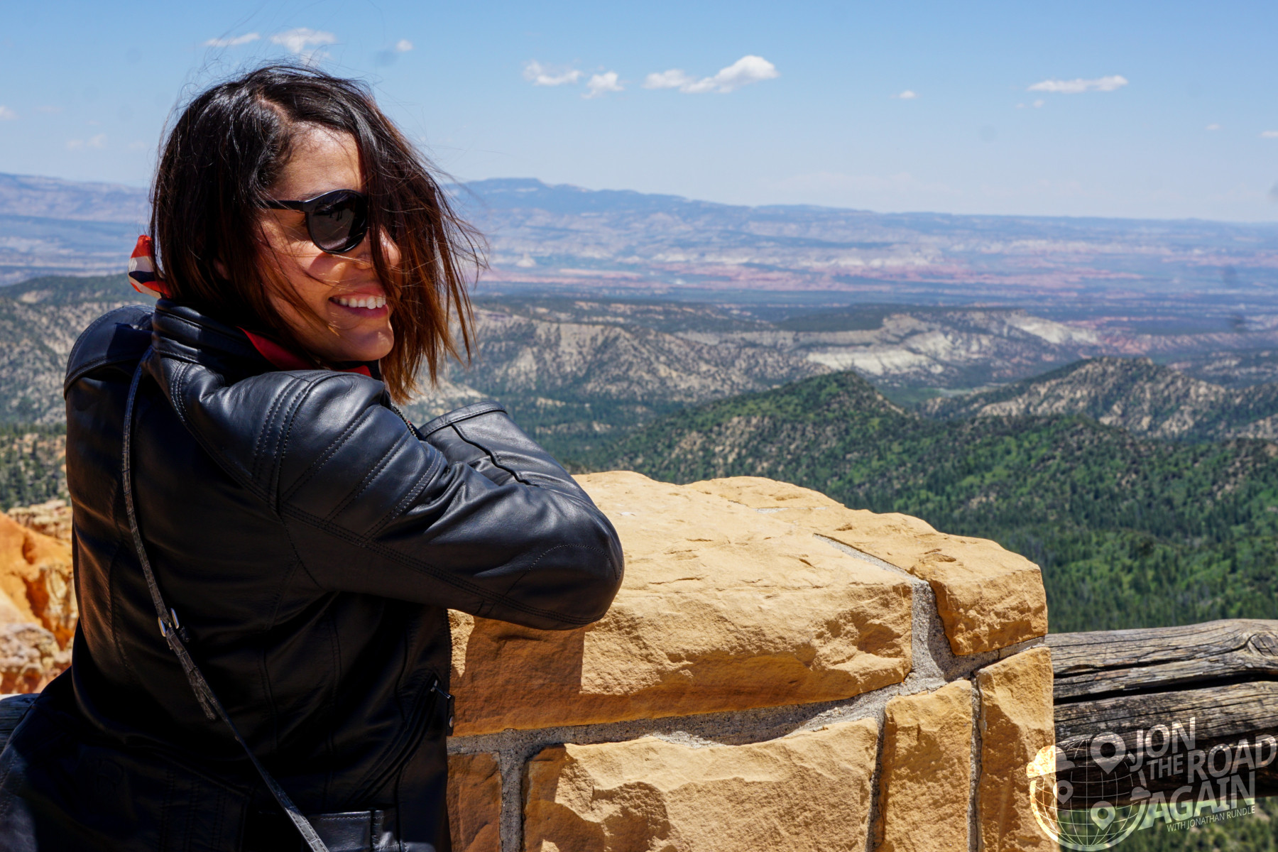 Whitney at Bryce Canyon
