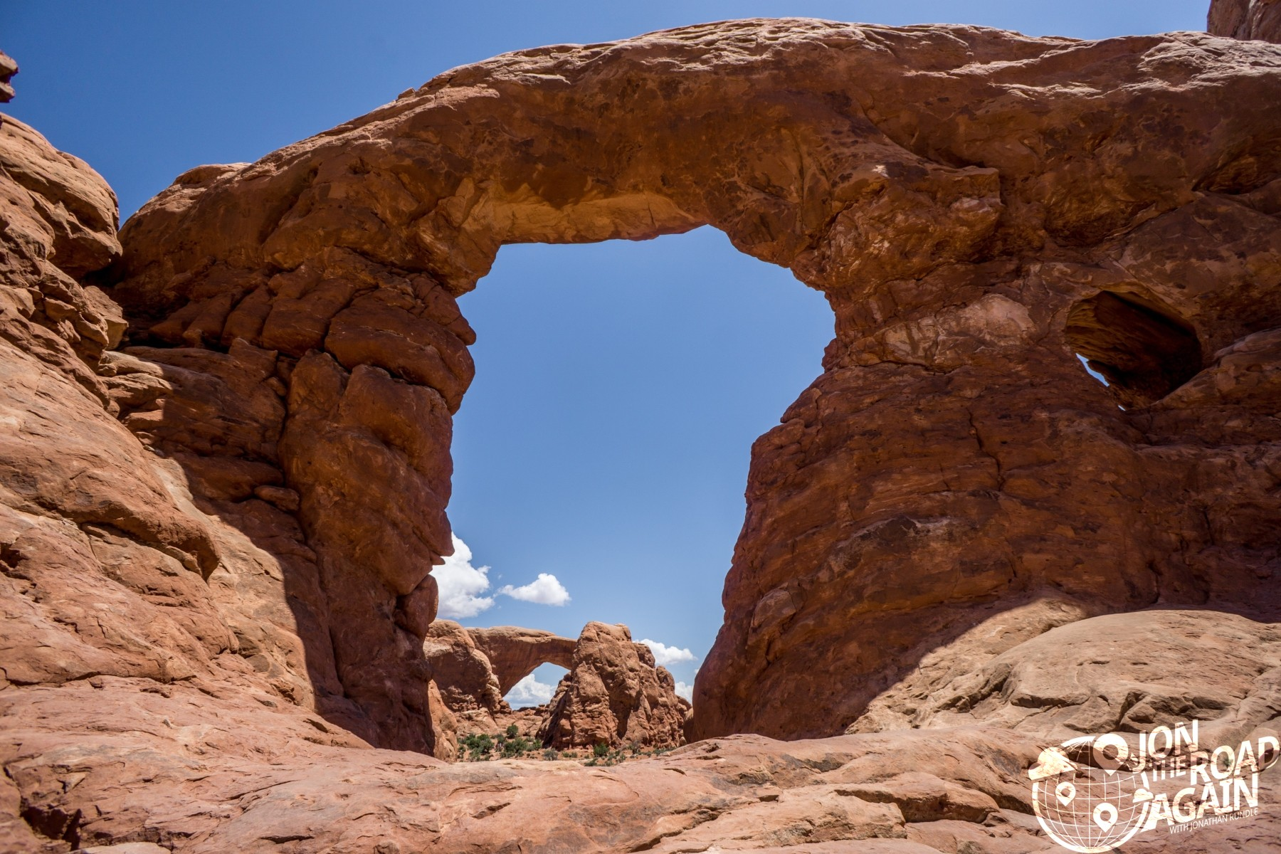 turret arch to windows